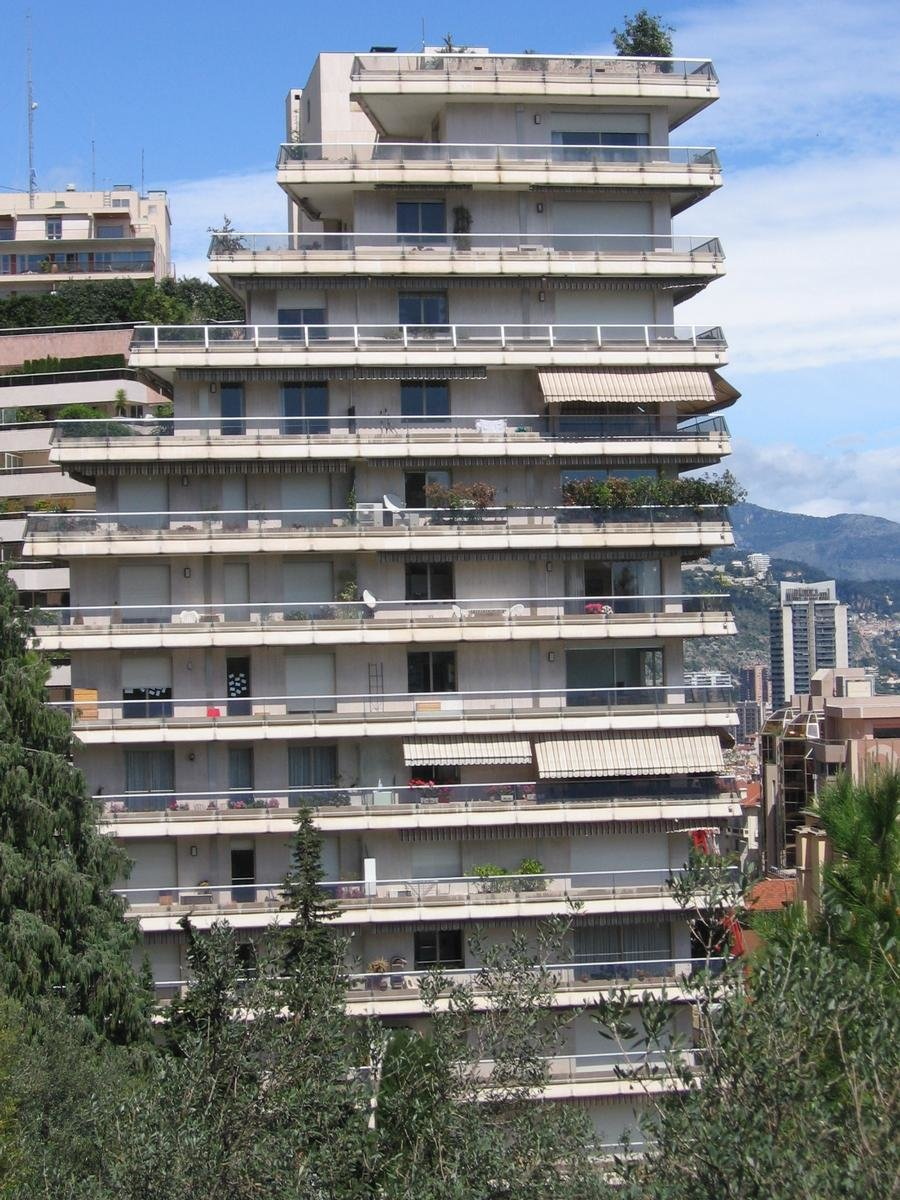 Vente Appartement Monaco Jardin Exotique