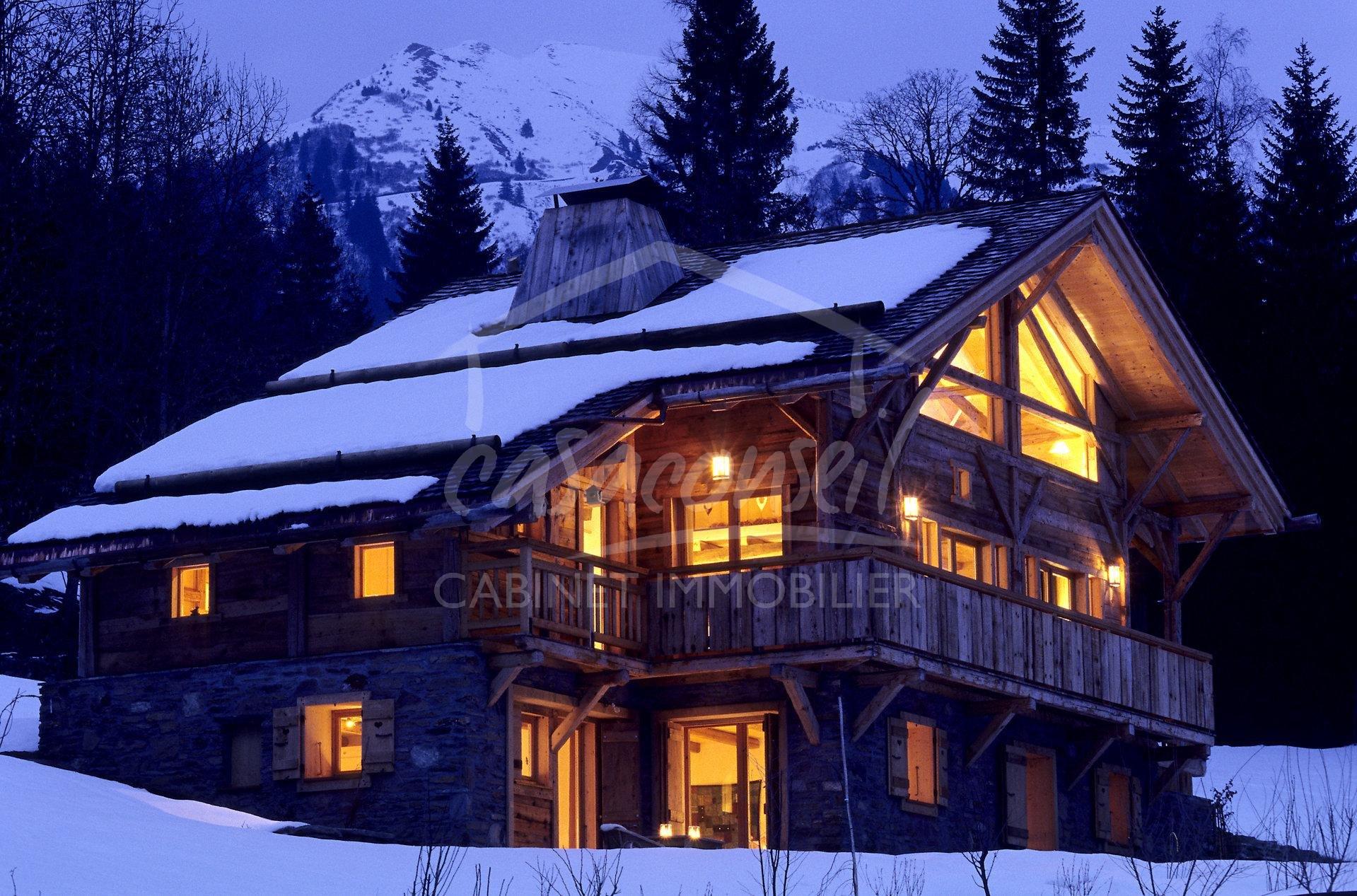 St Gervais Mt Blanc... dans un coin de paradis