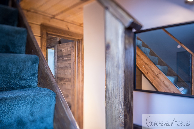 Chalet 5 chambres skis aux pieds - Courchevel La Tania