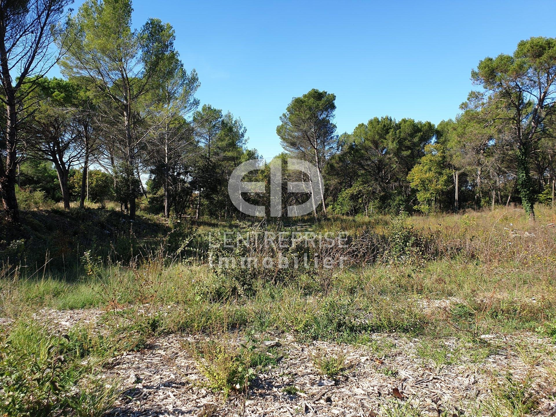 Sale Plot of land - Aix-en-Provence