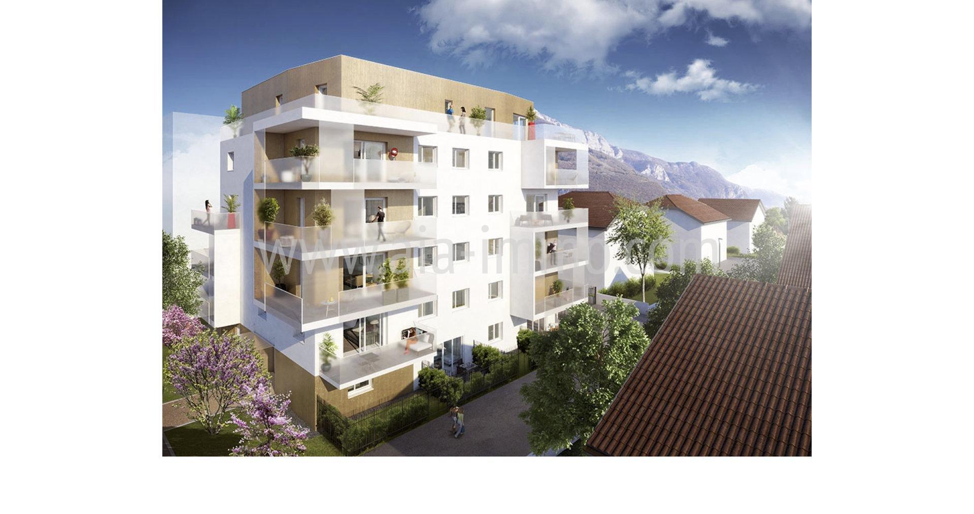 Sale Apartment - Annecy-le-Vieux