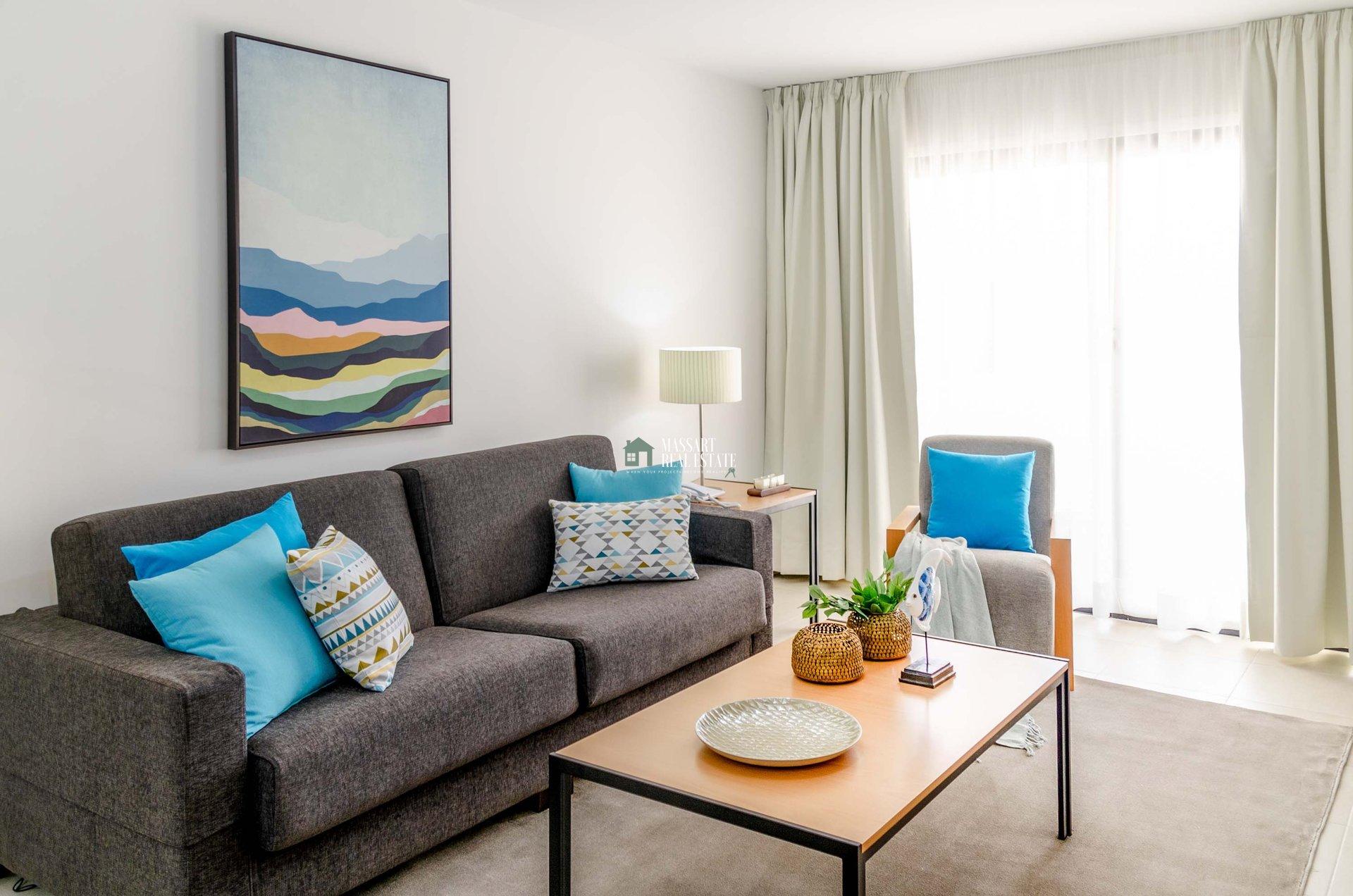 BUITENGEWONE INVESTERINGSMOGELIJKHEID! - Vakantie appartement dat u een hoge en blijvende economische rentabiliteit garandeert.