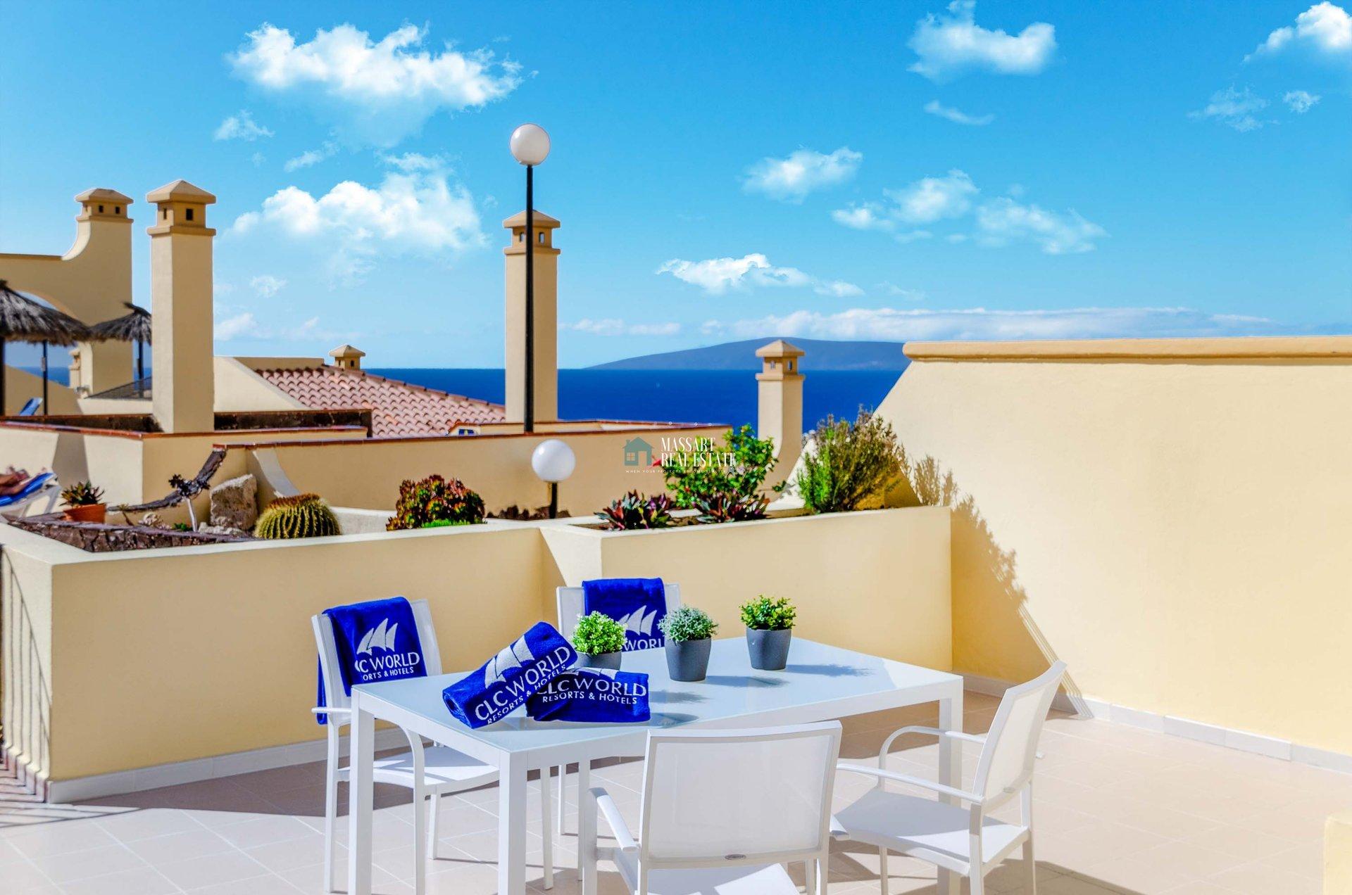 AUSSERORDENTLICHE ANLAGEMÖGLICHKEITEN! - Ferienwohnung, die Ihnen eine hohe und dauerhafte wirtschaftliche Rentabilität garantiert.