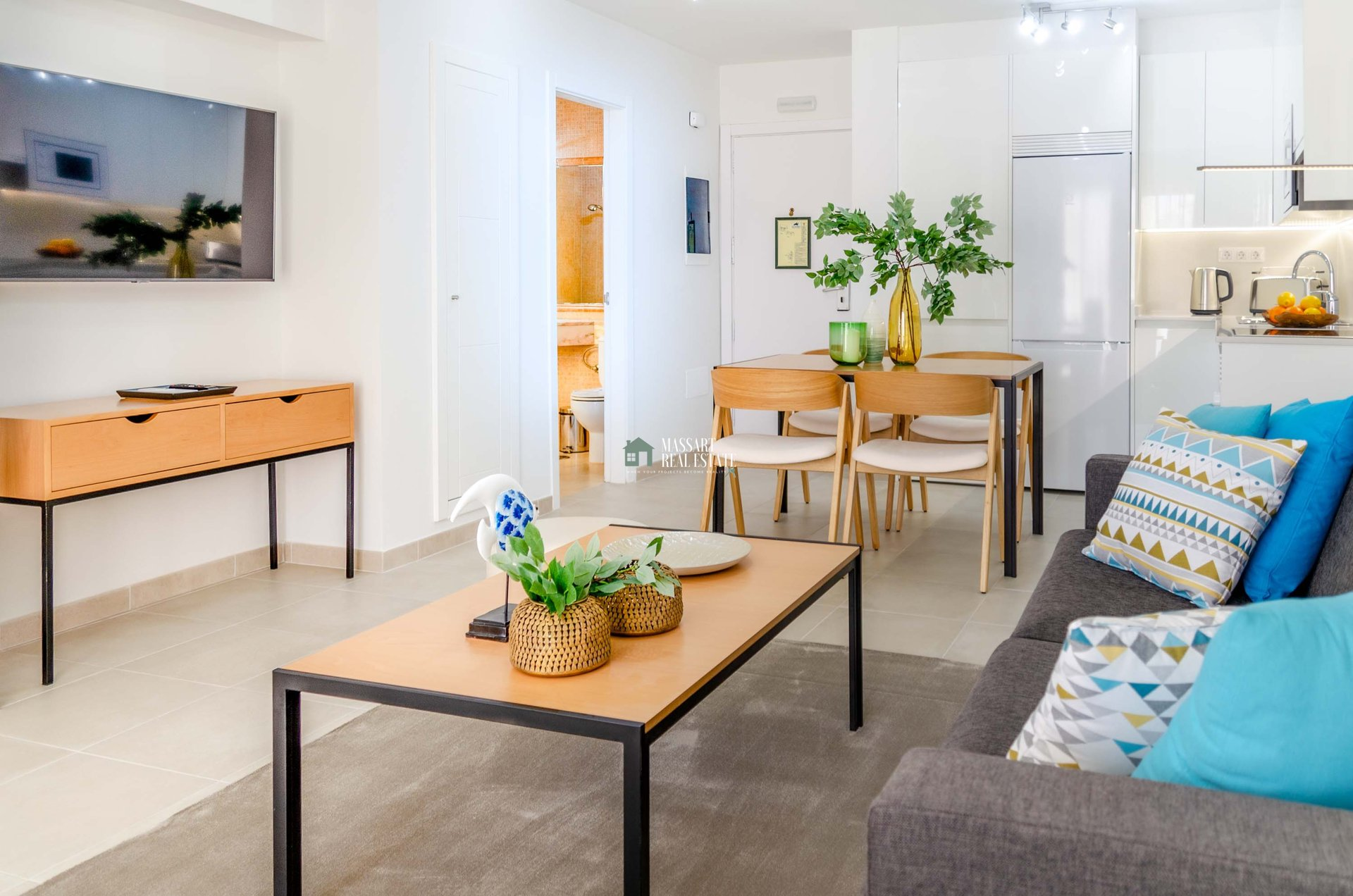 OPPORTUNITÉ D'INVESTISSEMENT EXTRAORDINAIRE! - Appartement de vacances qui vous garantira une rentabilité économique élevée et permanente.