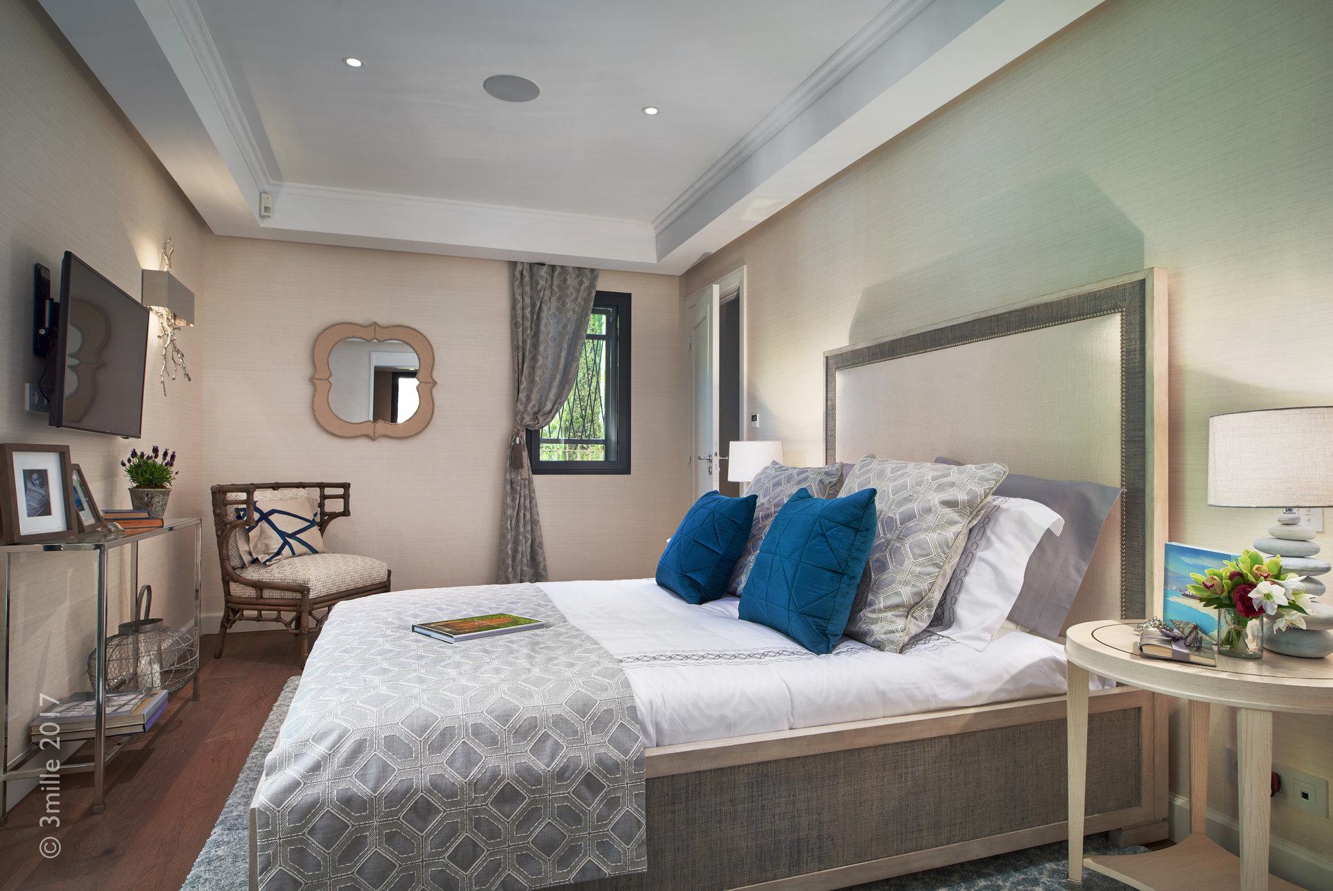 Appartement d'exception dans résidence de Luxe au Cap d'Antibes
