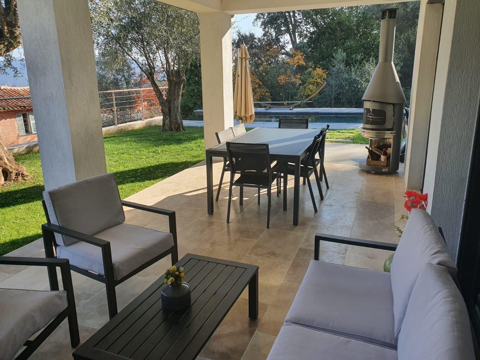 Försäljning Villa - Falicon