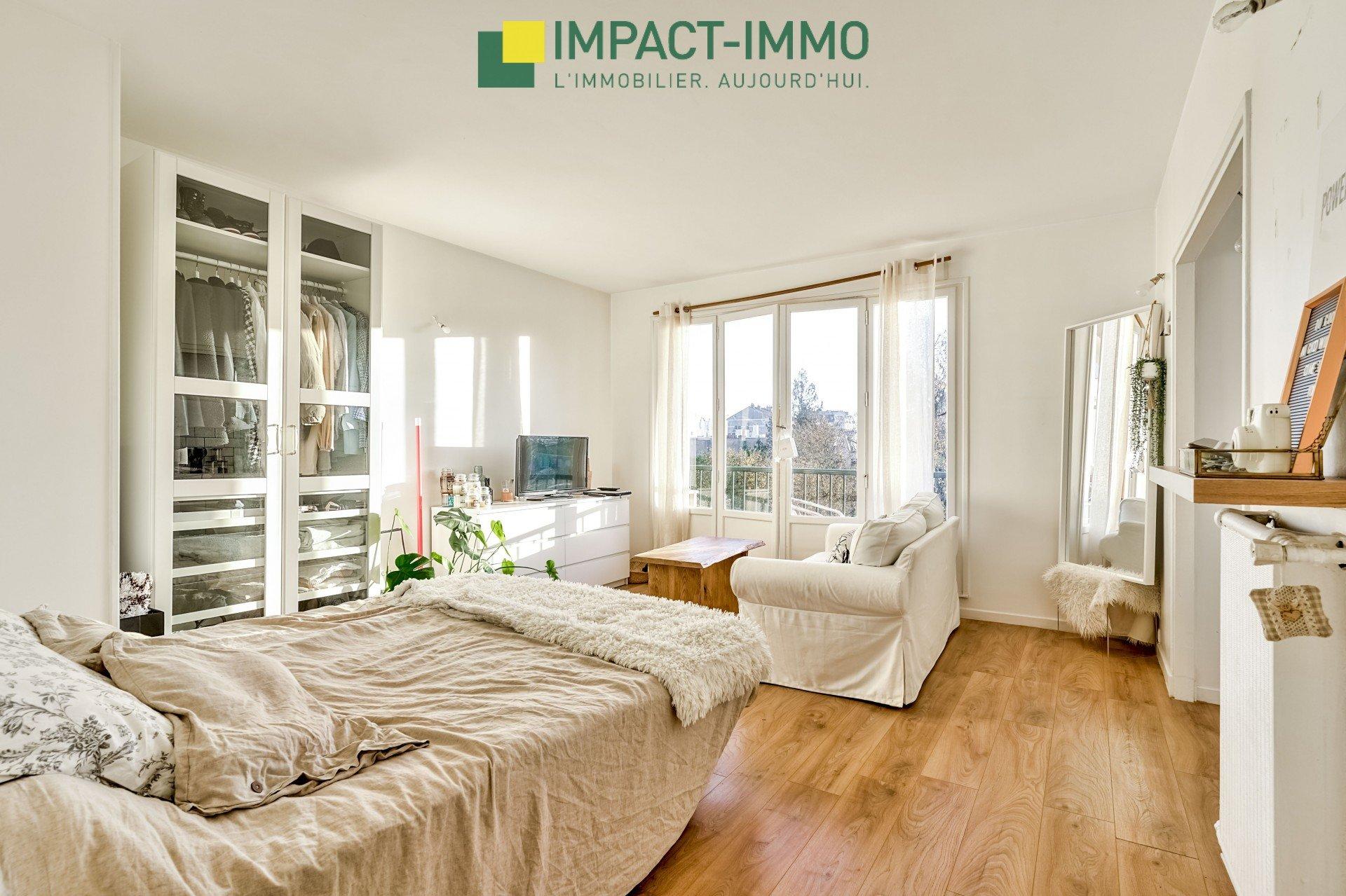 Appartement Colombes 1 pièce(s) 28 m2