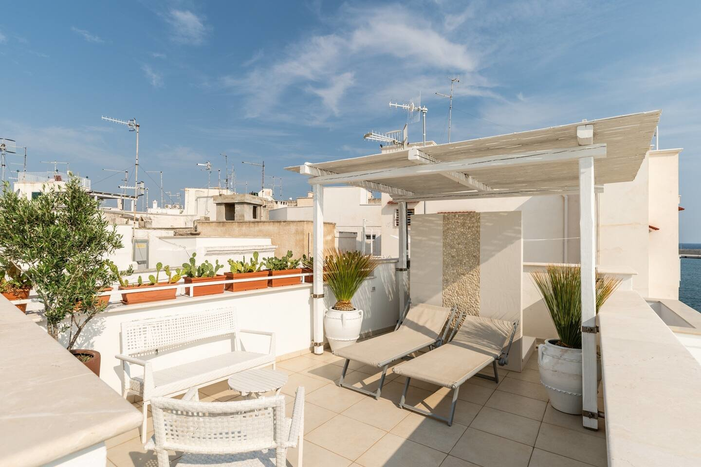 A one off seafront property in Monopoli