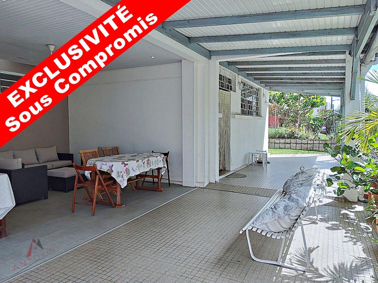 EXCLUSIVITE FORT-DE-FRANCE - BELLEVUE : Grande villa dans un quartier résidentiel