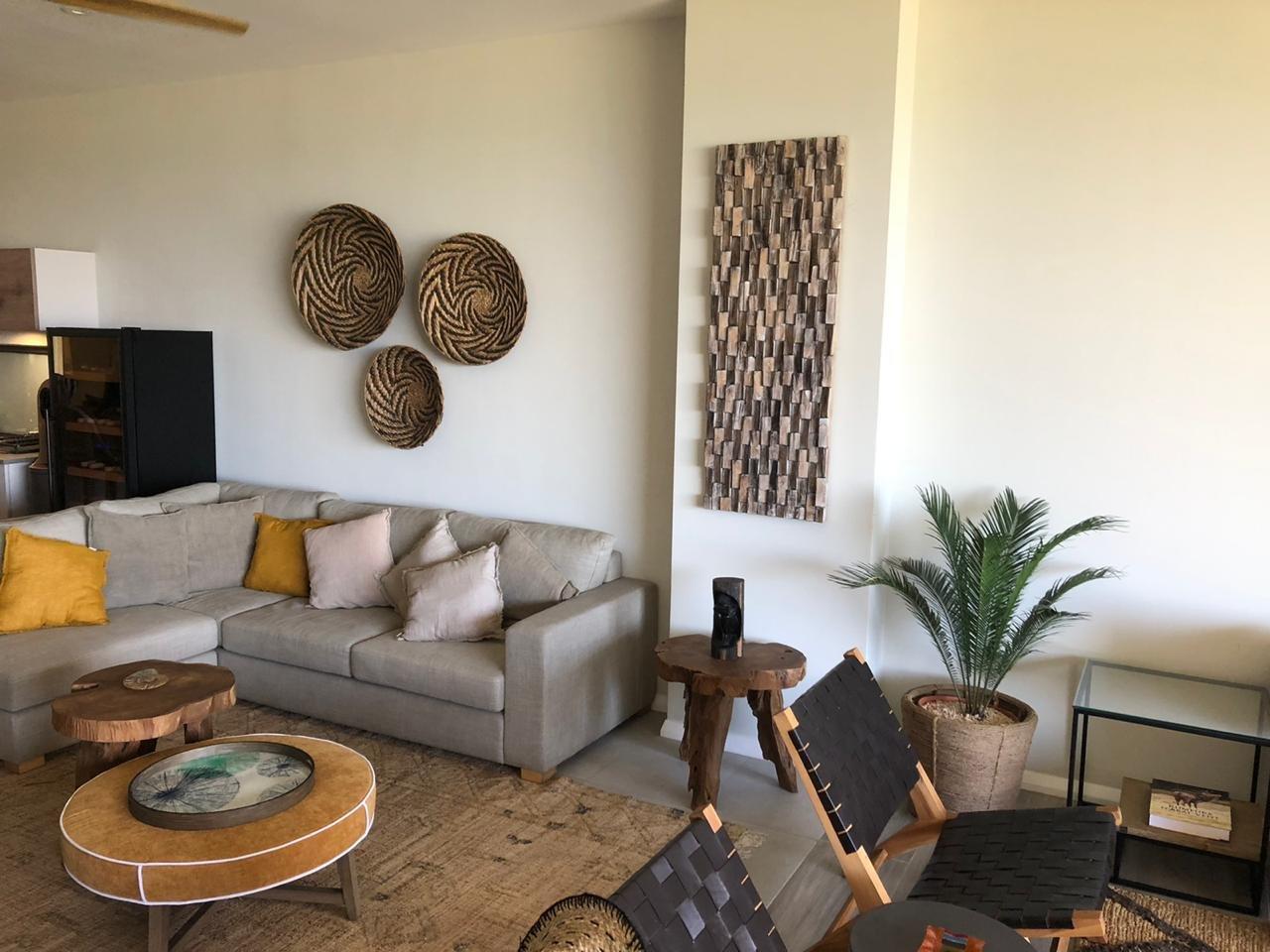 Beautiful groundfloor apartment
