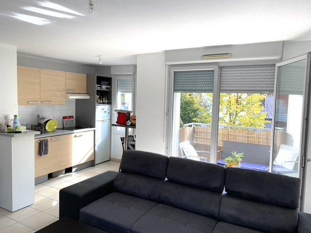 GRIGNY - T3 de 67 m2 avec balcon et parking