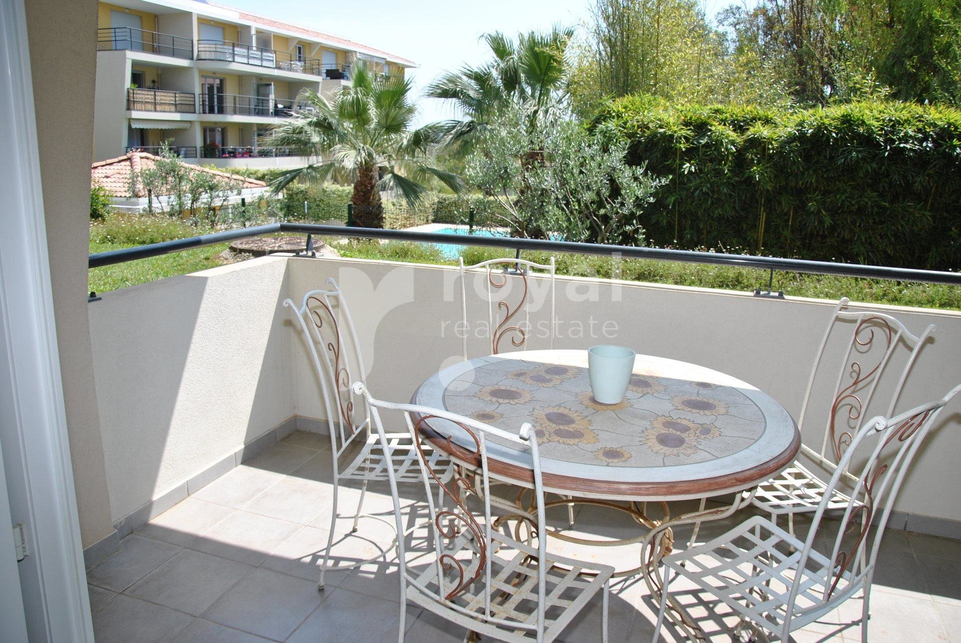 A VENDRE APPARTEMENT - ANTIBES