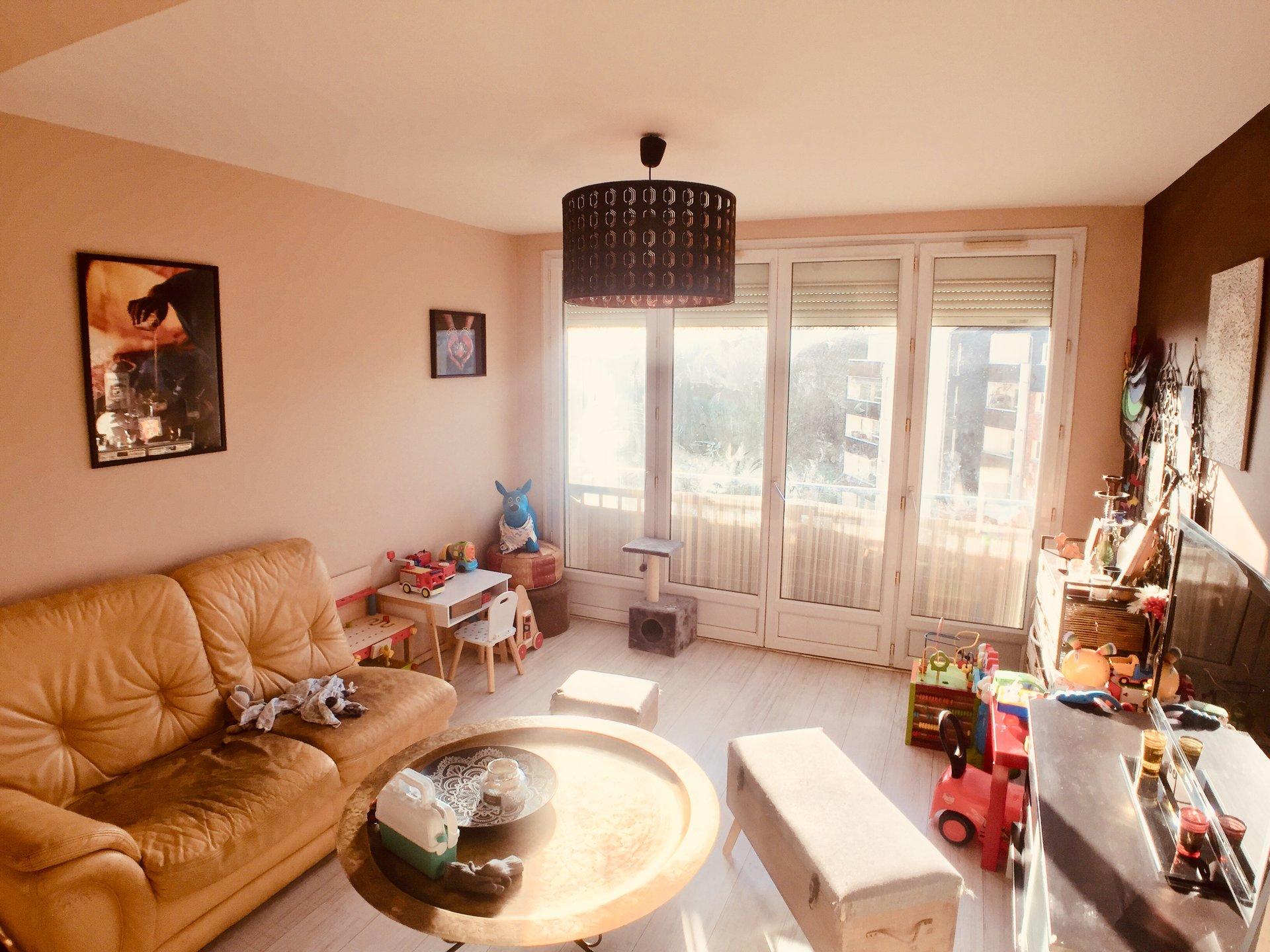Mont Saint Aignan Appartement T3 53m2