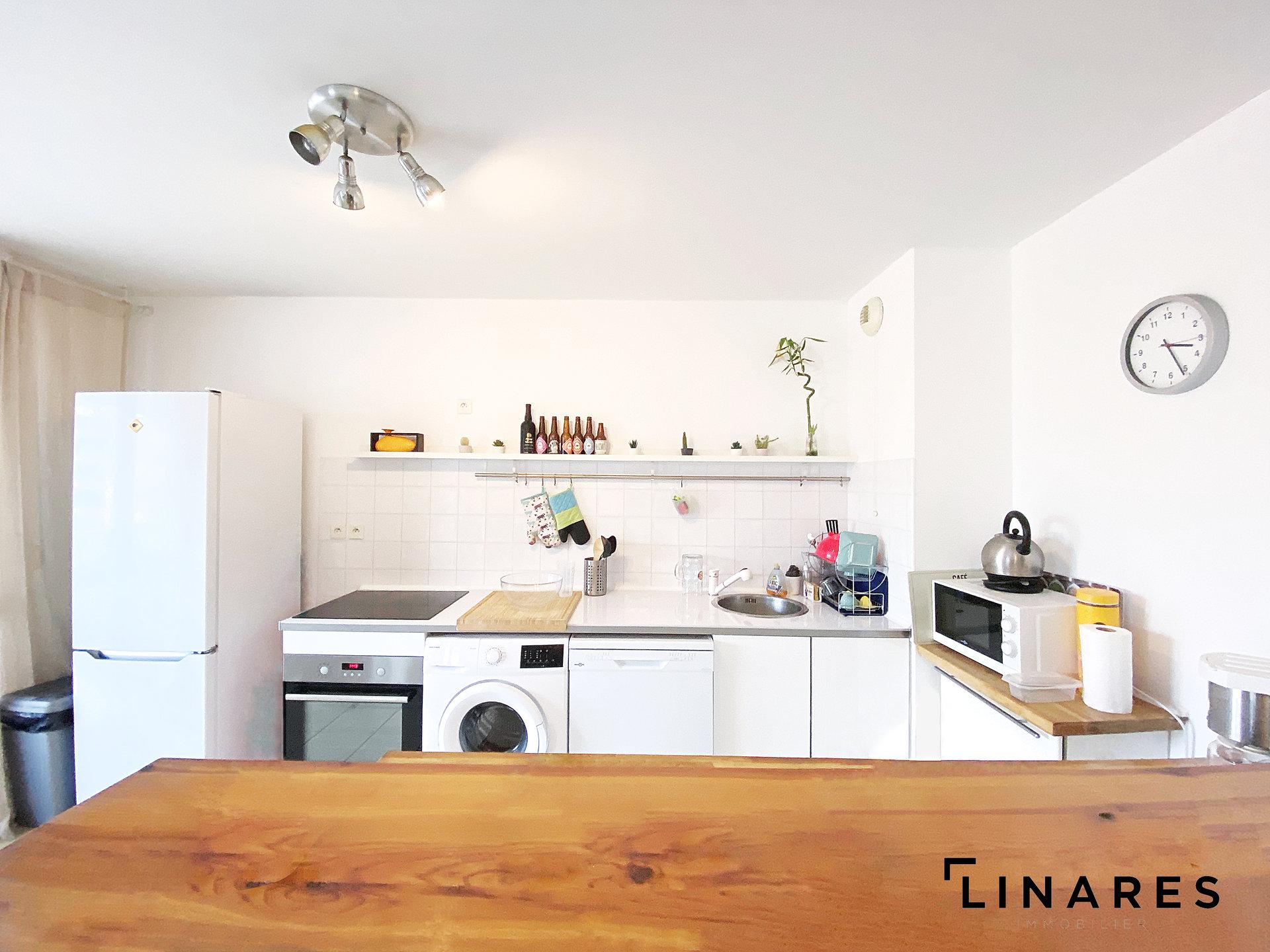 LE PROCHE DE TOUT Appartement T3 de 67m2  + Terrasse 25 m2