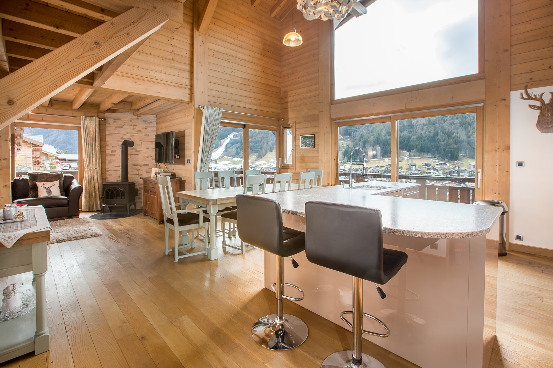Chalet BOUTON D'OR Accommodation in Morzine