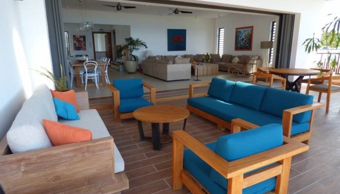Apartment with magnificent view of the coin de mire