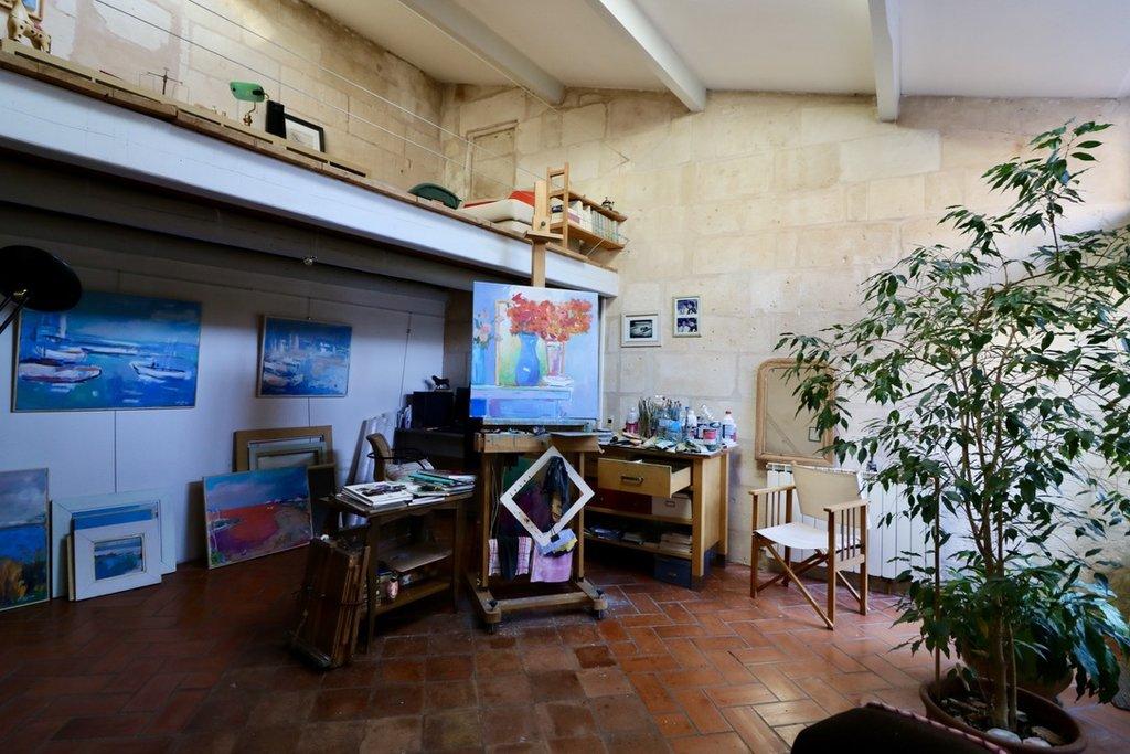 Authentique maison de ville Roquette