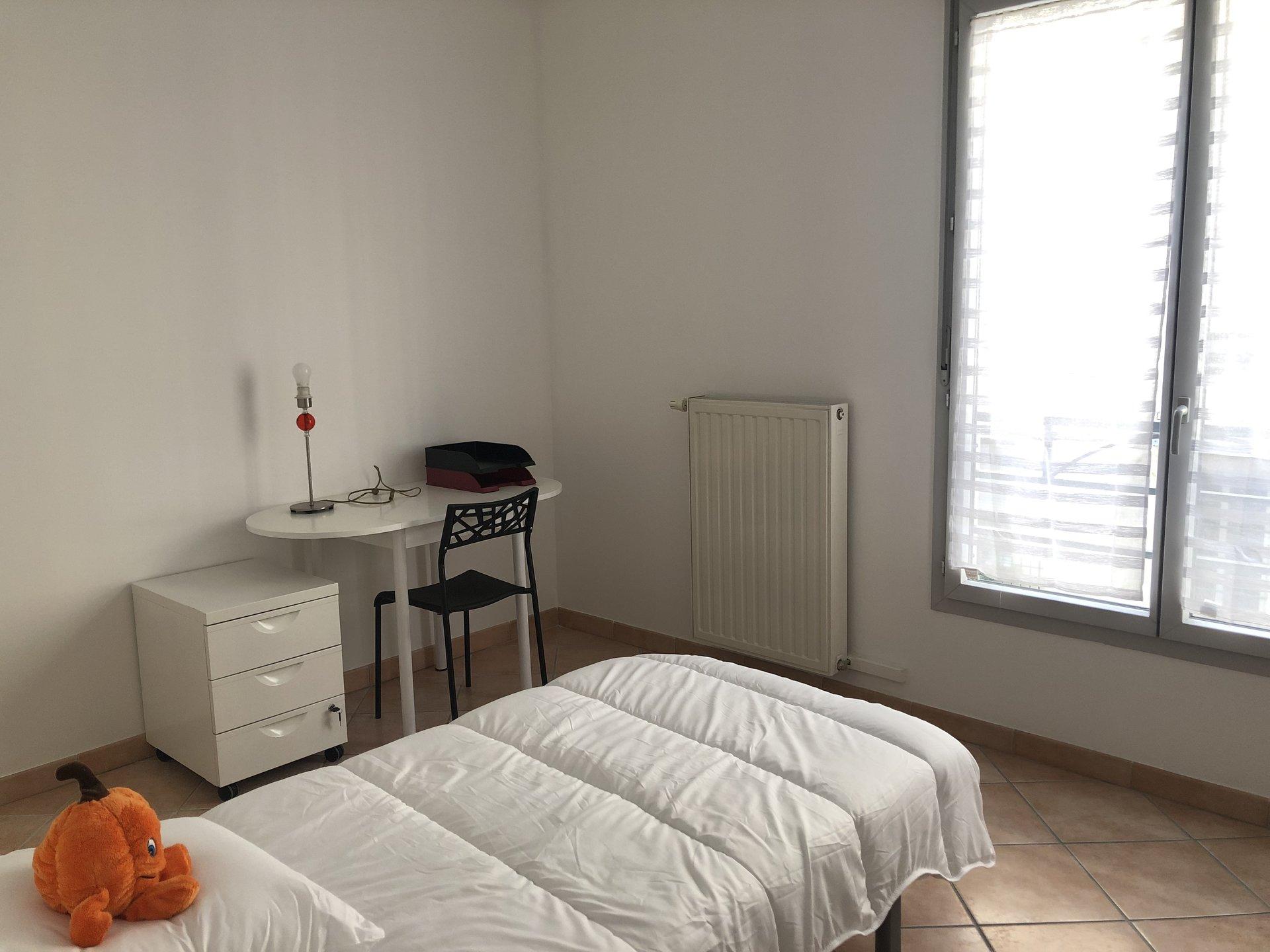 COLOCATION Meublée - 1 chambre à LOUER