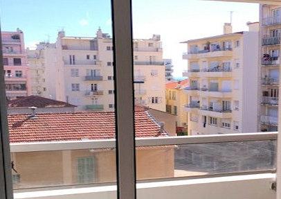 Vente Studio 22 m² Nice Ouest Carras