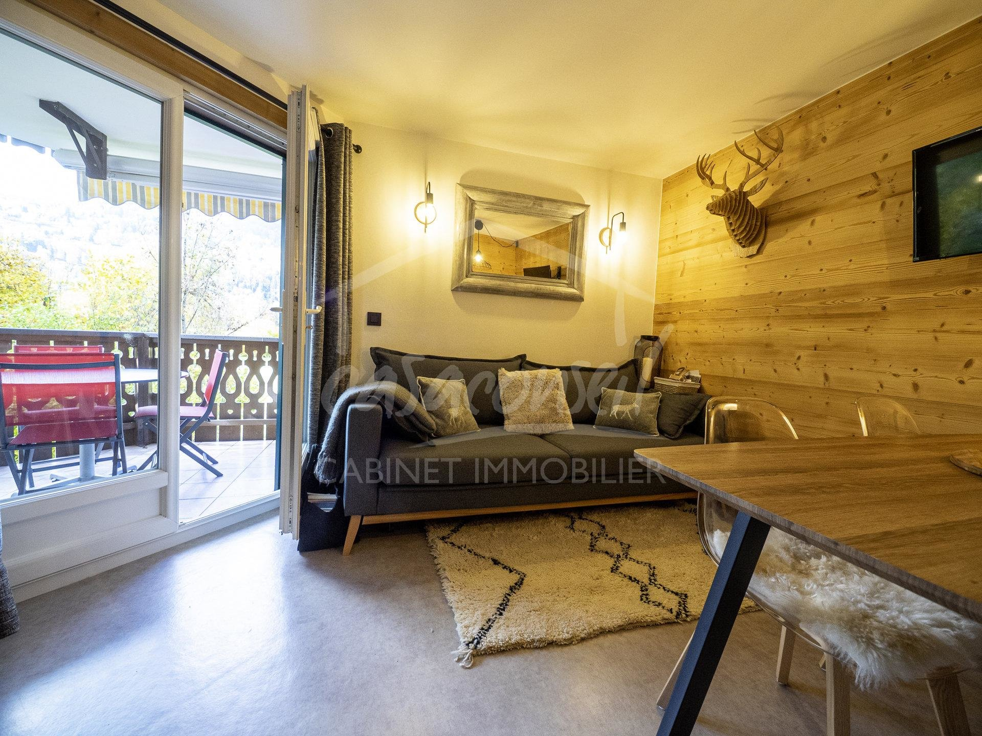 St Gervais- 2 bedroom apartment