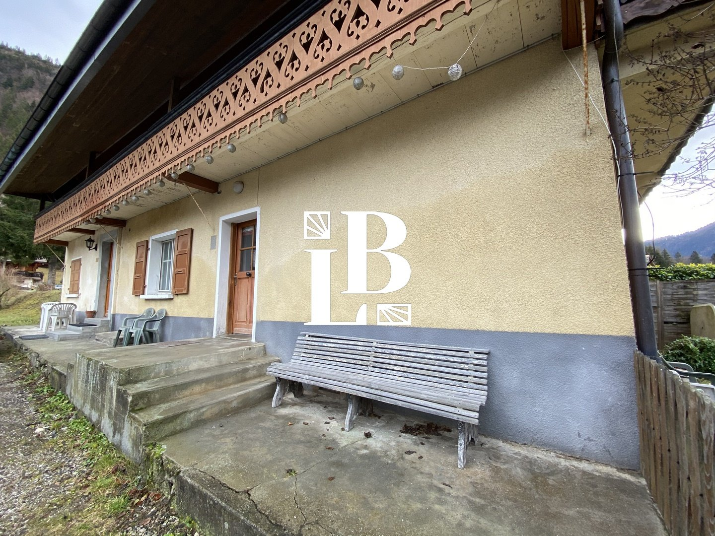 LOT APARTMENTS T3 + T2 - LE BIOT Accommodation in Le Biot