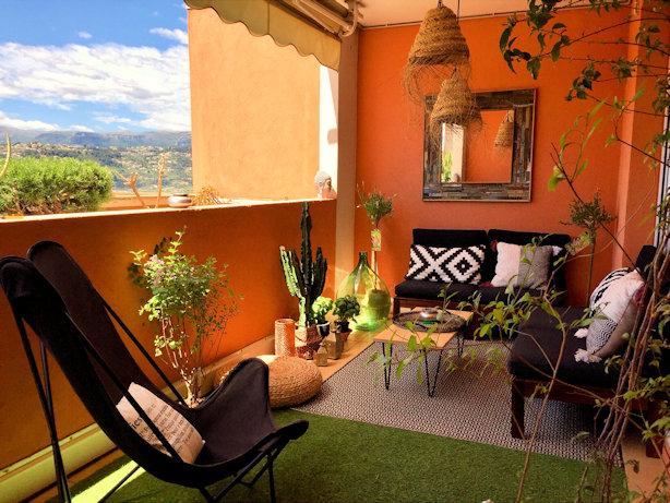 Vente 3 pièces 75 m² Nice Ouest - Corniche Fleurie
