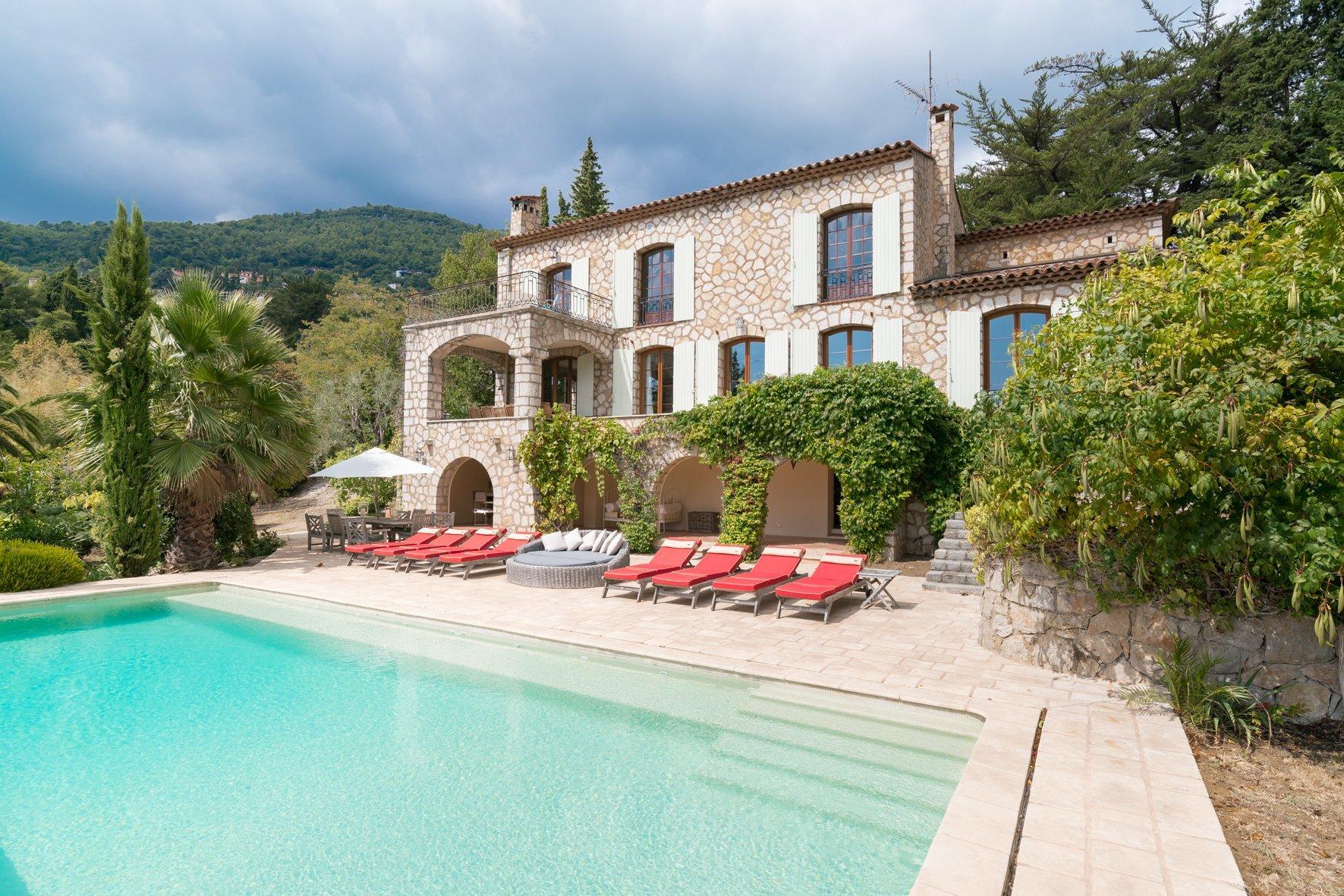 Vente Villa - Grasse Saint-Jean