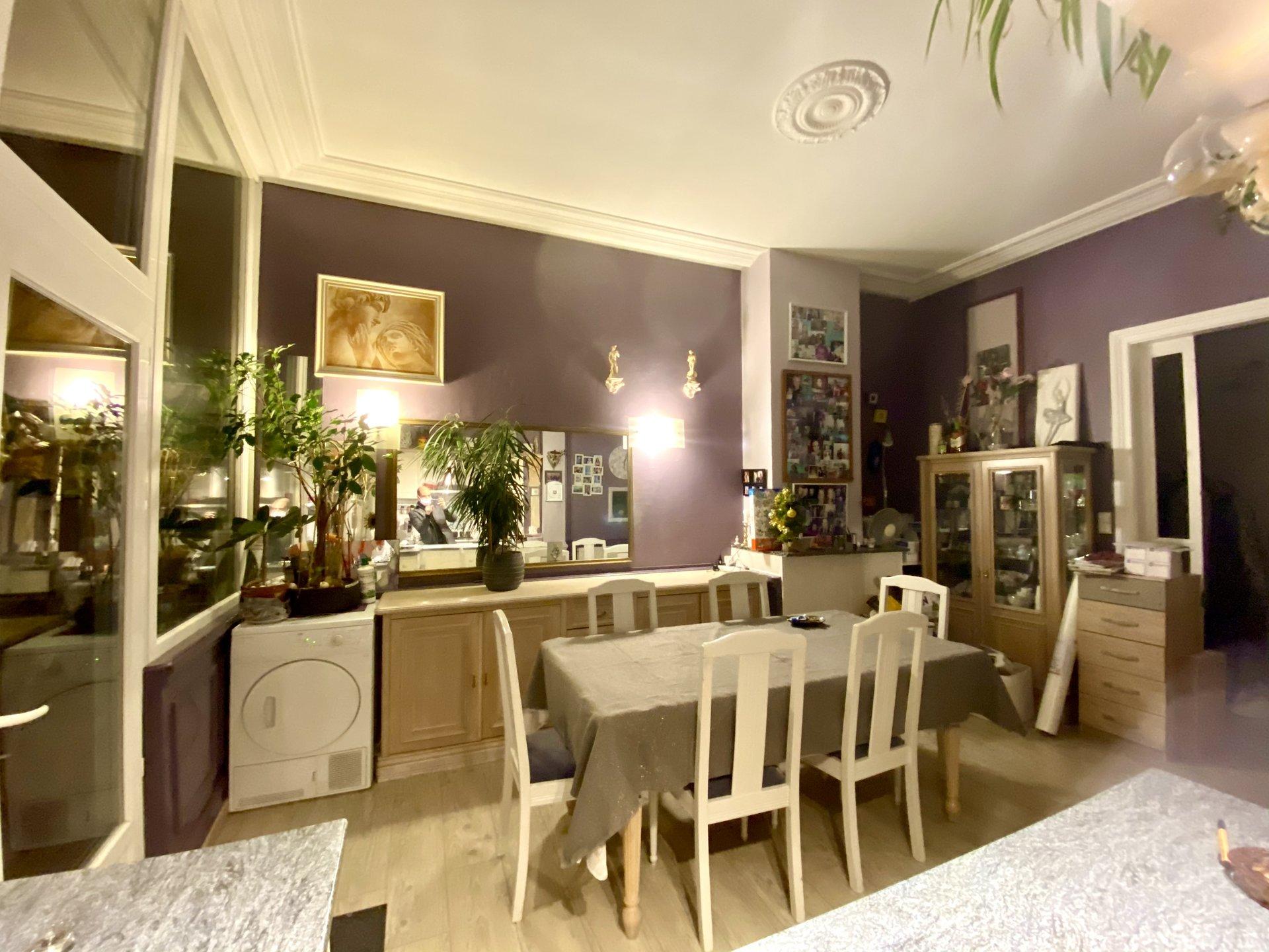 Maison Bourgeoise  5 chambres de 145m²
