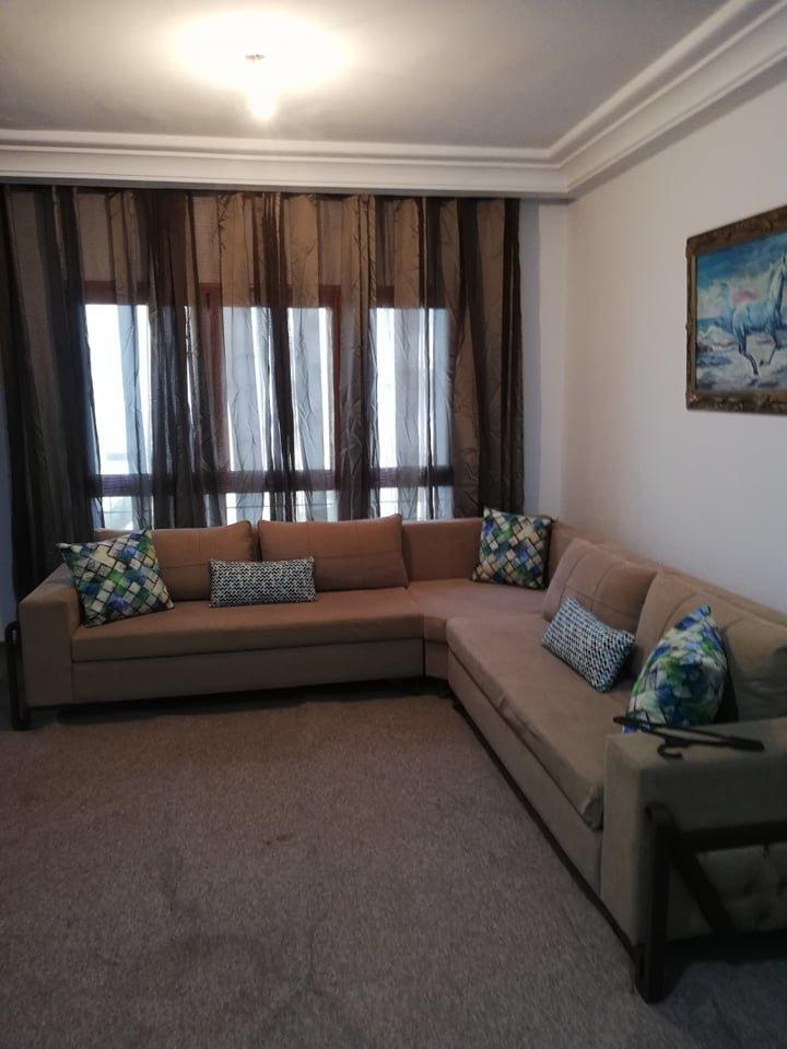 Location Appartement S+3 meublé Ain Zaghaoune