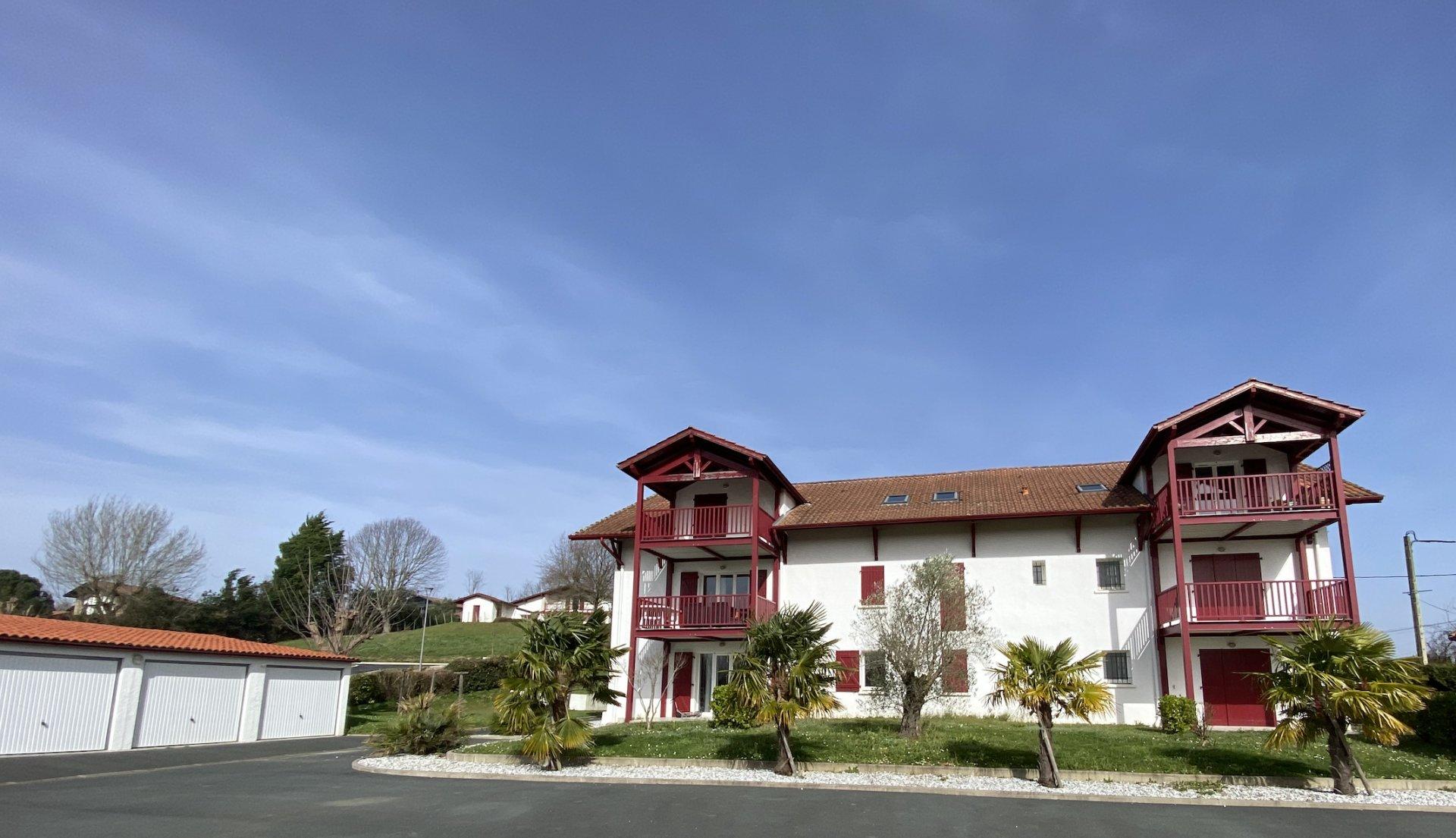 Appartement à vendre T3 Arbonne proche Biarritz