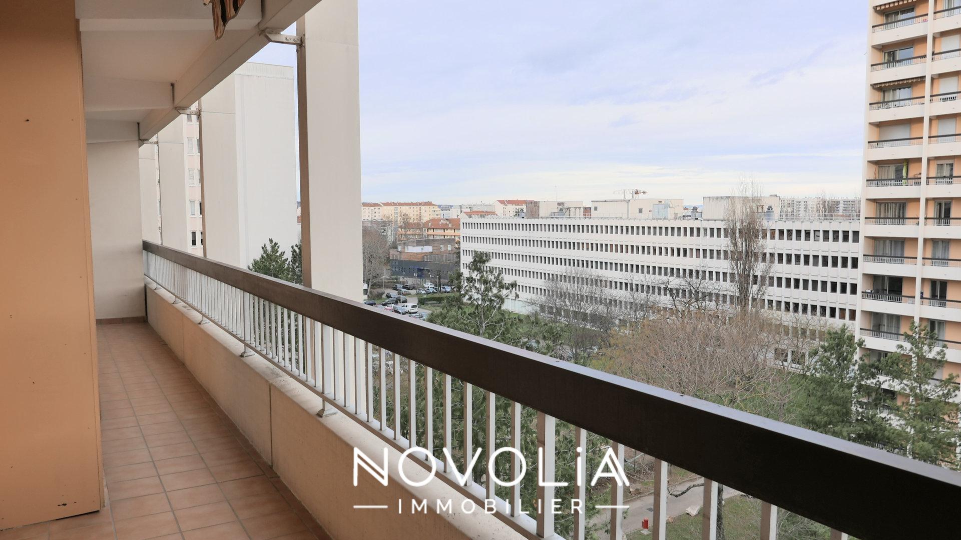 Achat Appartement, Surface de 68.98 m²/ Total carrez : 68.98 m², 3 pièces, Villeurbanne (69100)