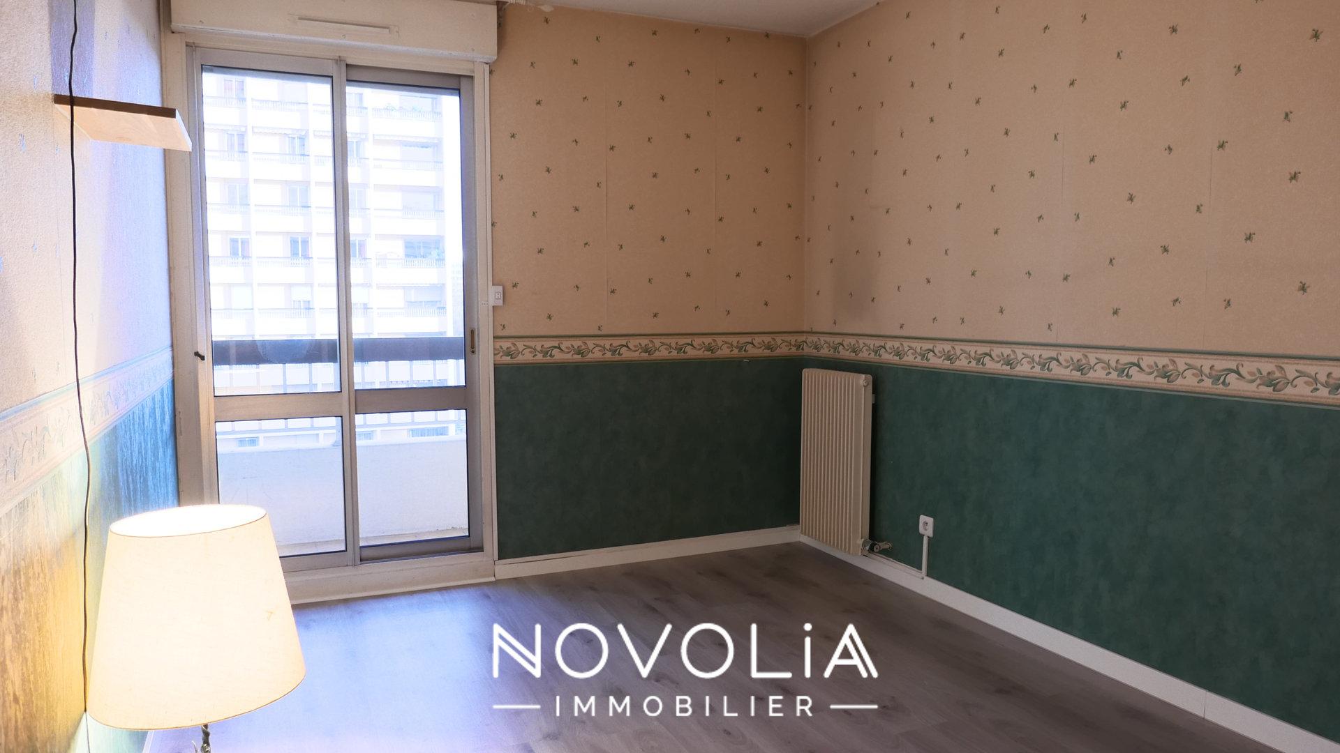 Achat Appartement, Surface de 69 m²/ Total carrez : 68.98 m², 3 pièces, Villeurbanne (69100)