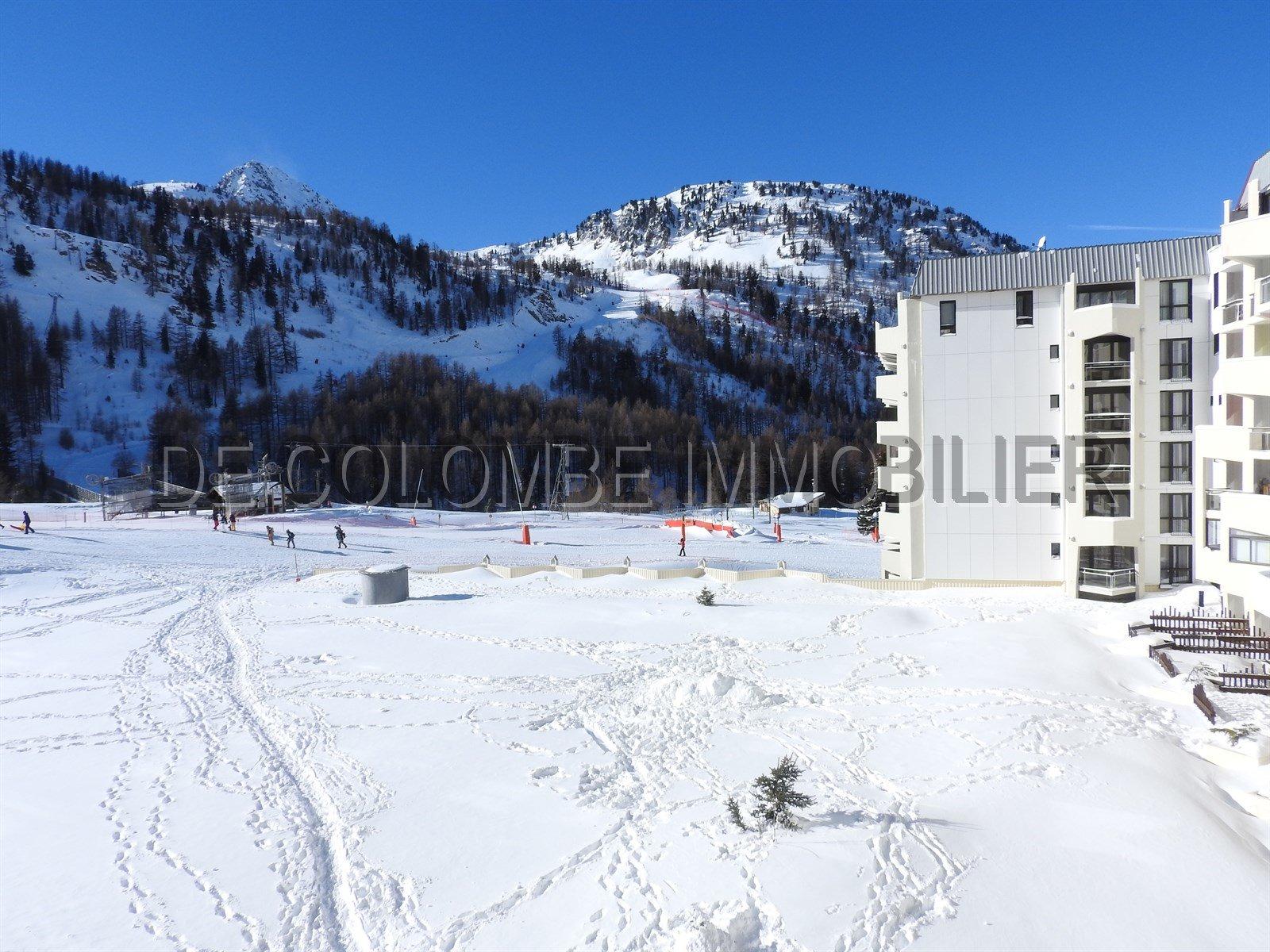 Sale Studio - Isola 2000 Front de neige