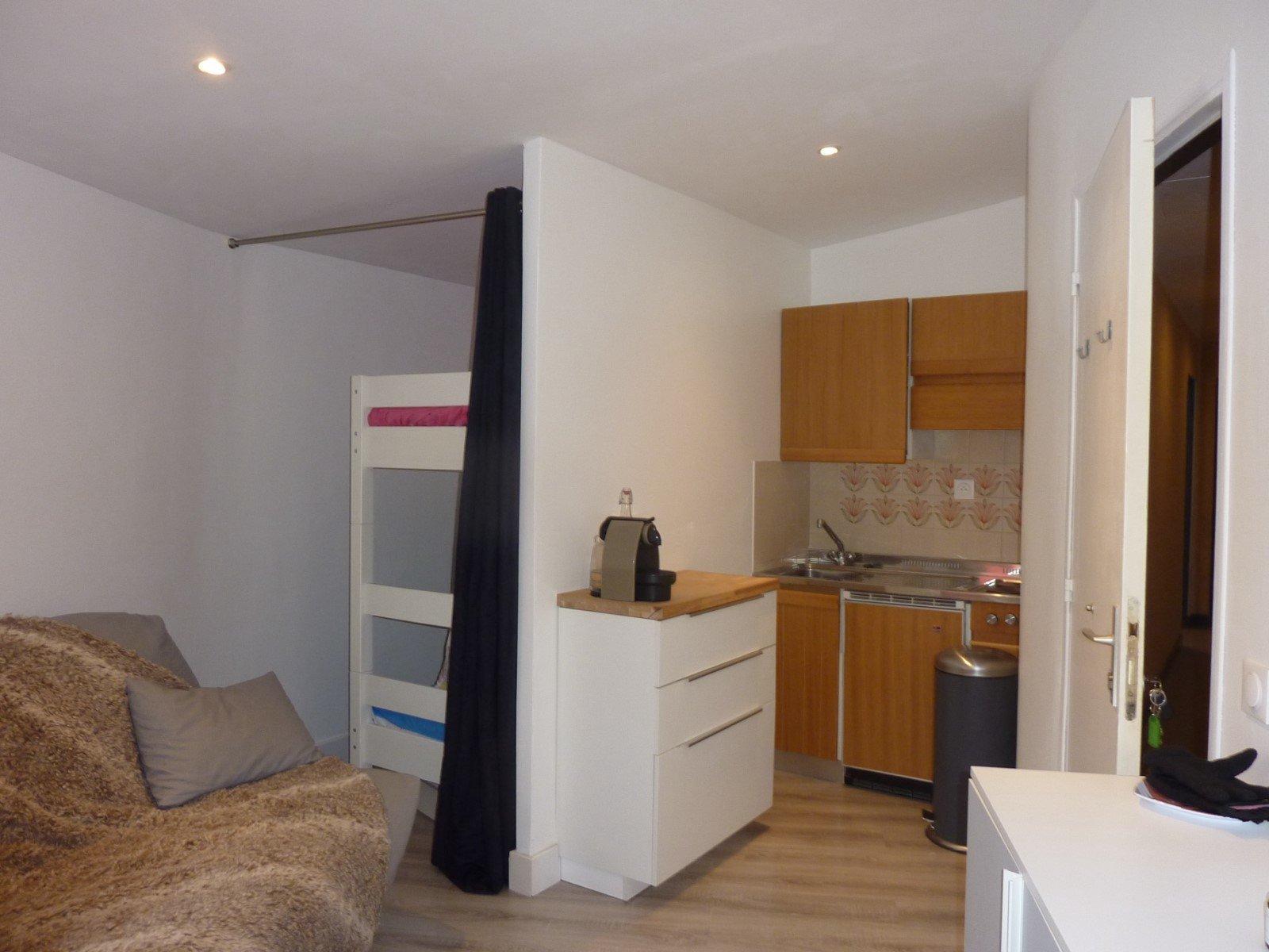 Vente Appartement - Auron Riou