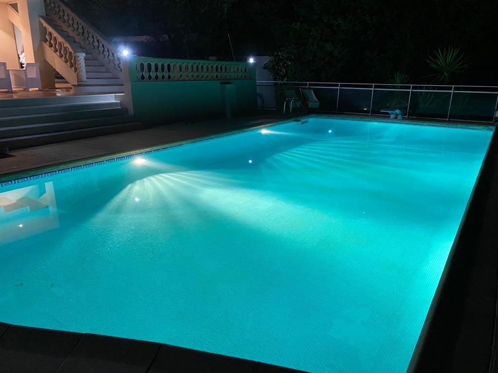 Grasse sud, villa piscine