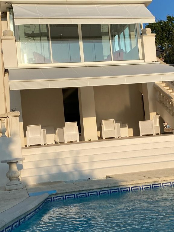 Grasse sud, house with pool