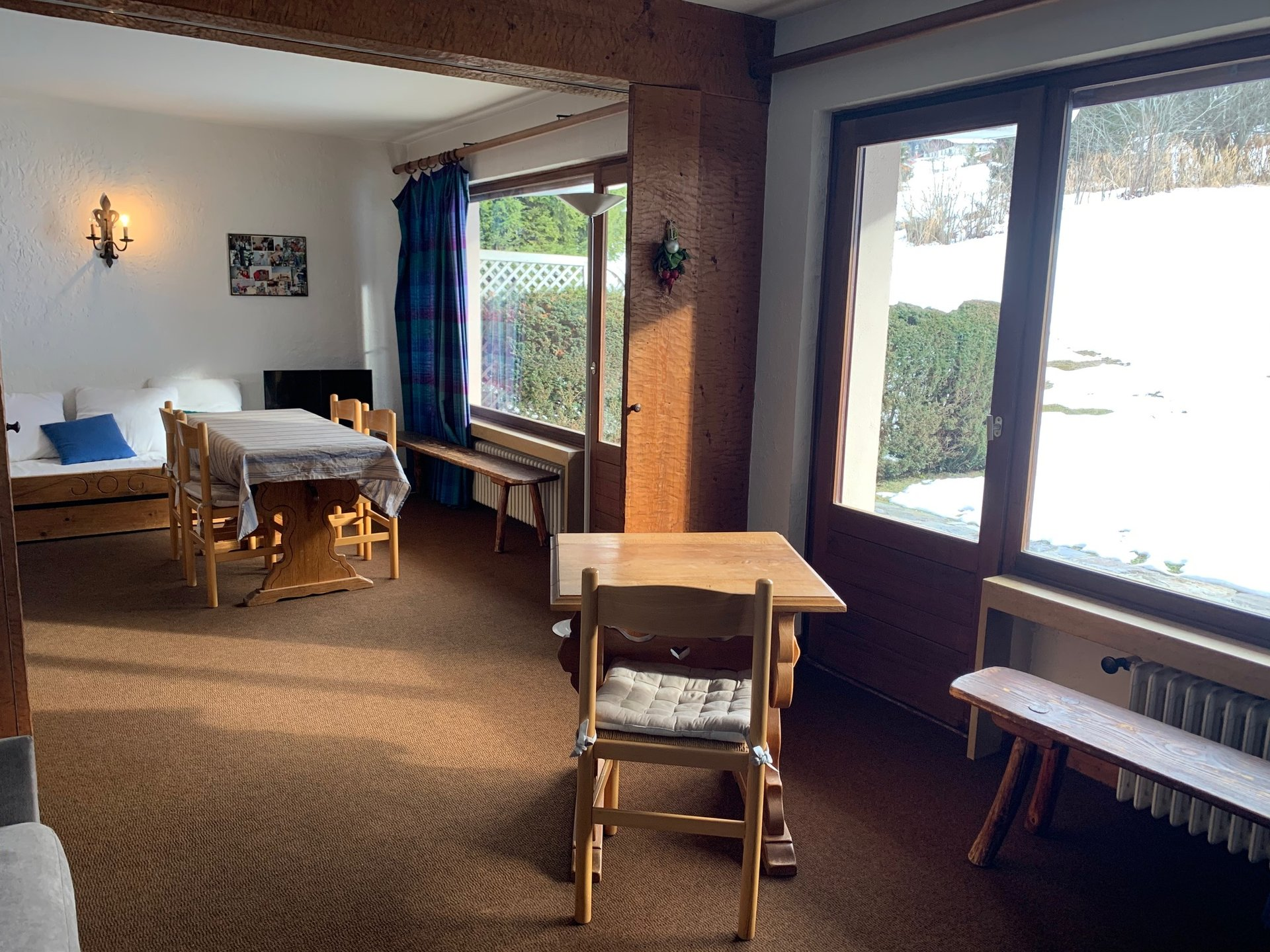 Sale Apartment - Megève Rochebrune