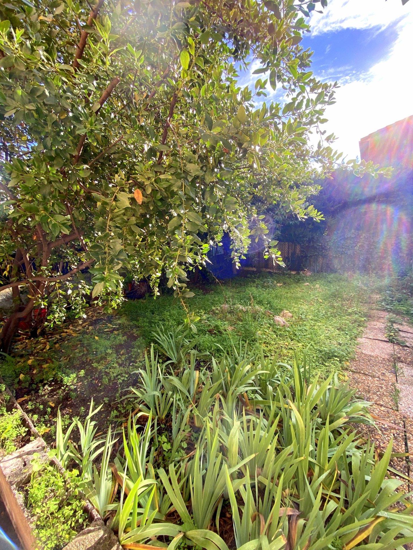 3 Pièces à vendre, jardin, Nice, Chambrun