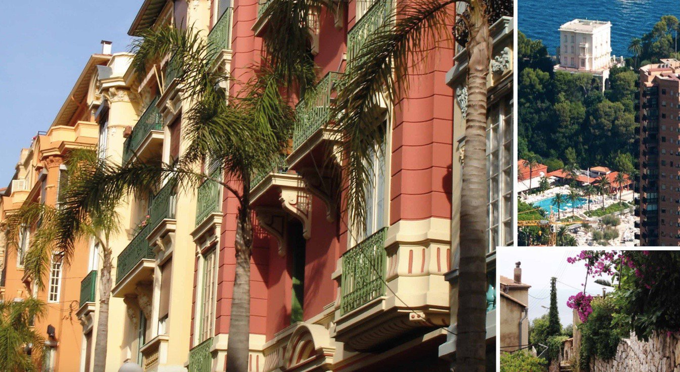 BEAUSOLEIL - Région PACA - Vente Appartement neuf de luxe - Dernier étage - Vue mer