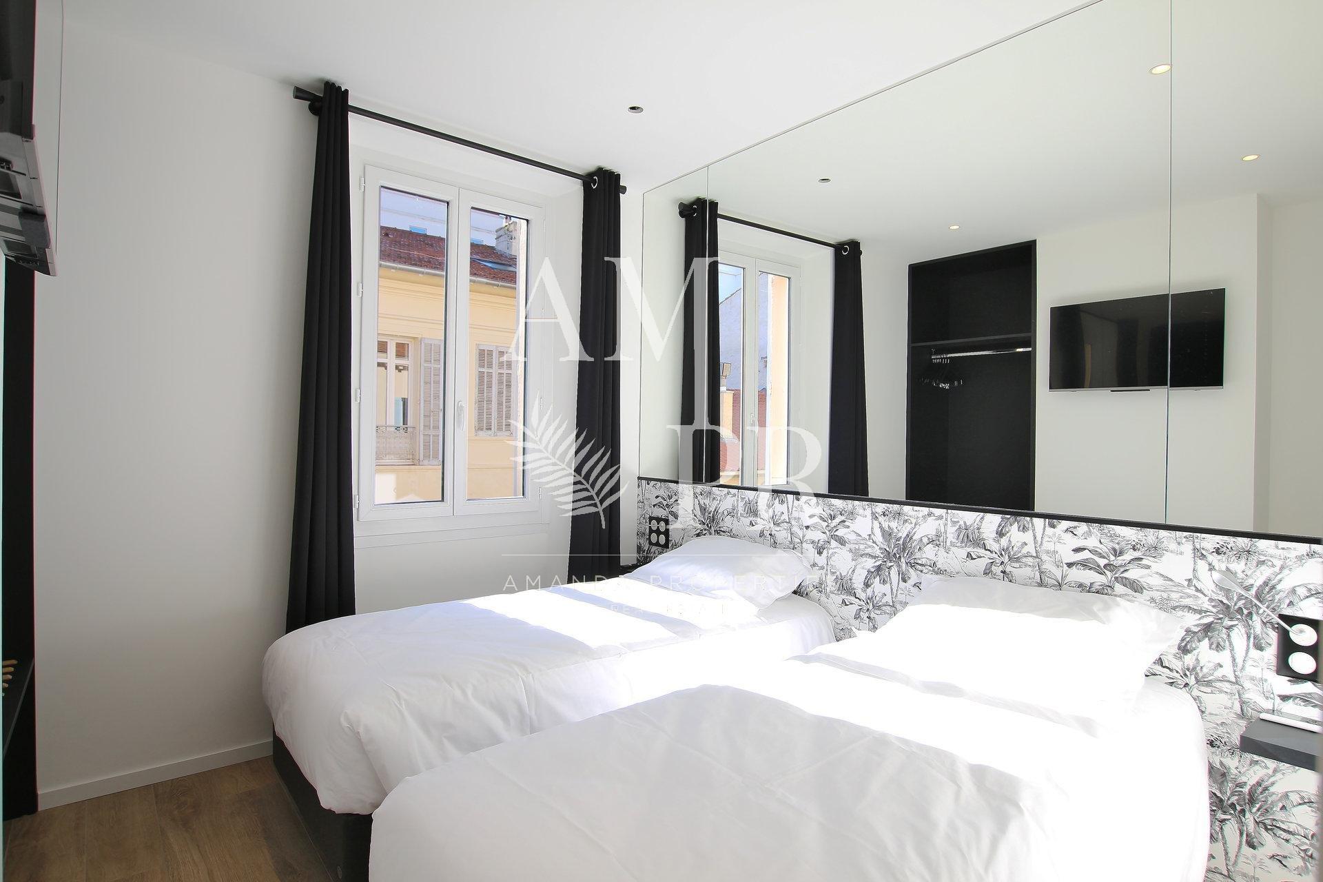 Cannes Banane - Magnifique 7 pièces - Dernier étage