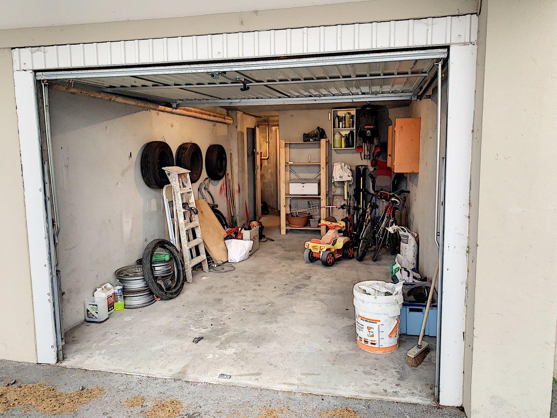 F4 92 M² AVEC GARAGE CRET DU LOUP