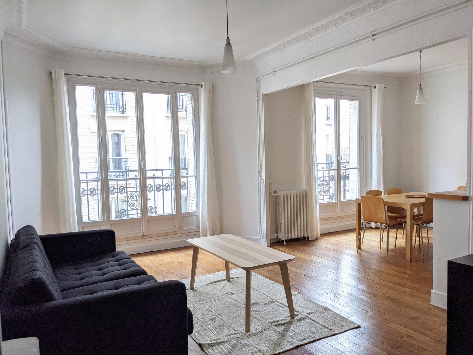 Appartement 3 pièces 64.71 m² 75014