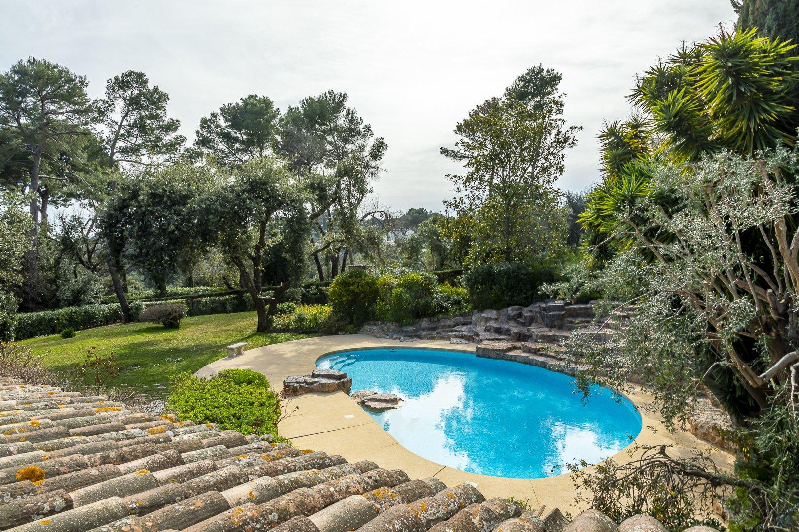 Verkauf Haus - Biot Les Clausonnes - Frankreich
