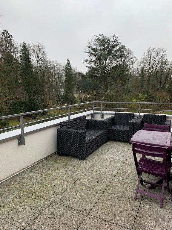 Superbe  3 pièces avec une grande terrasse !!