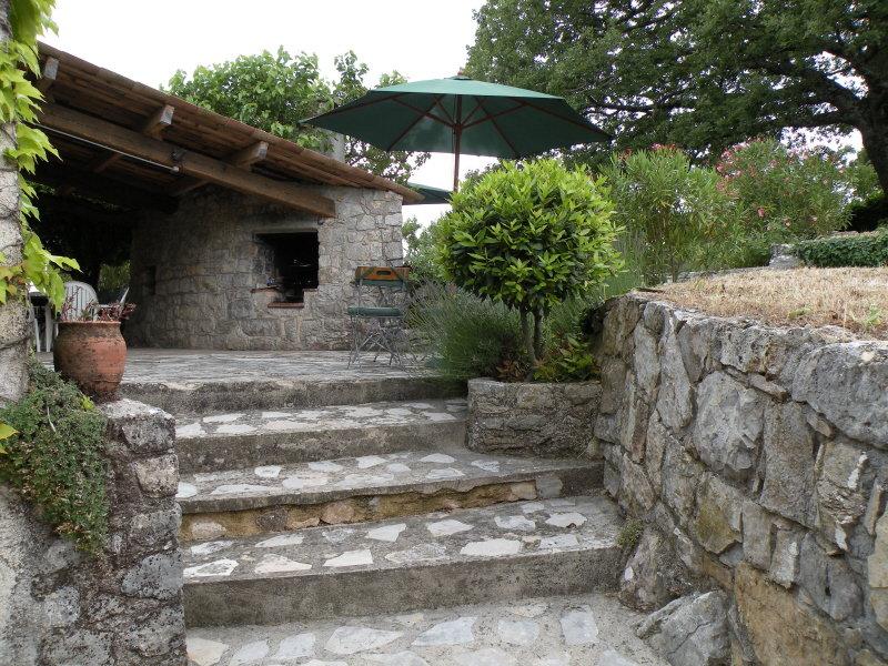 FAYENCE - Bergerie en pierres + maison sur terrain de 5000 m²