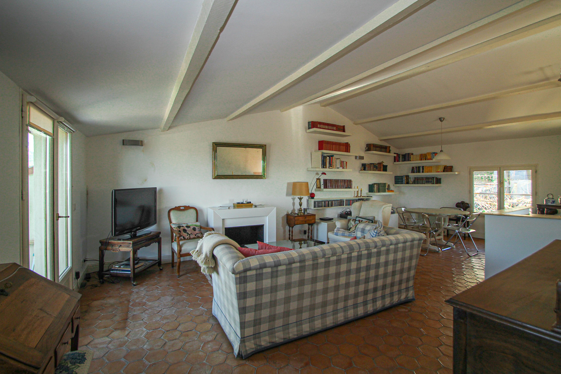 Fayence - Apartment with terrace, stunning views