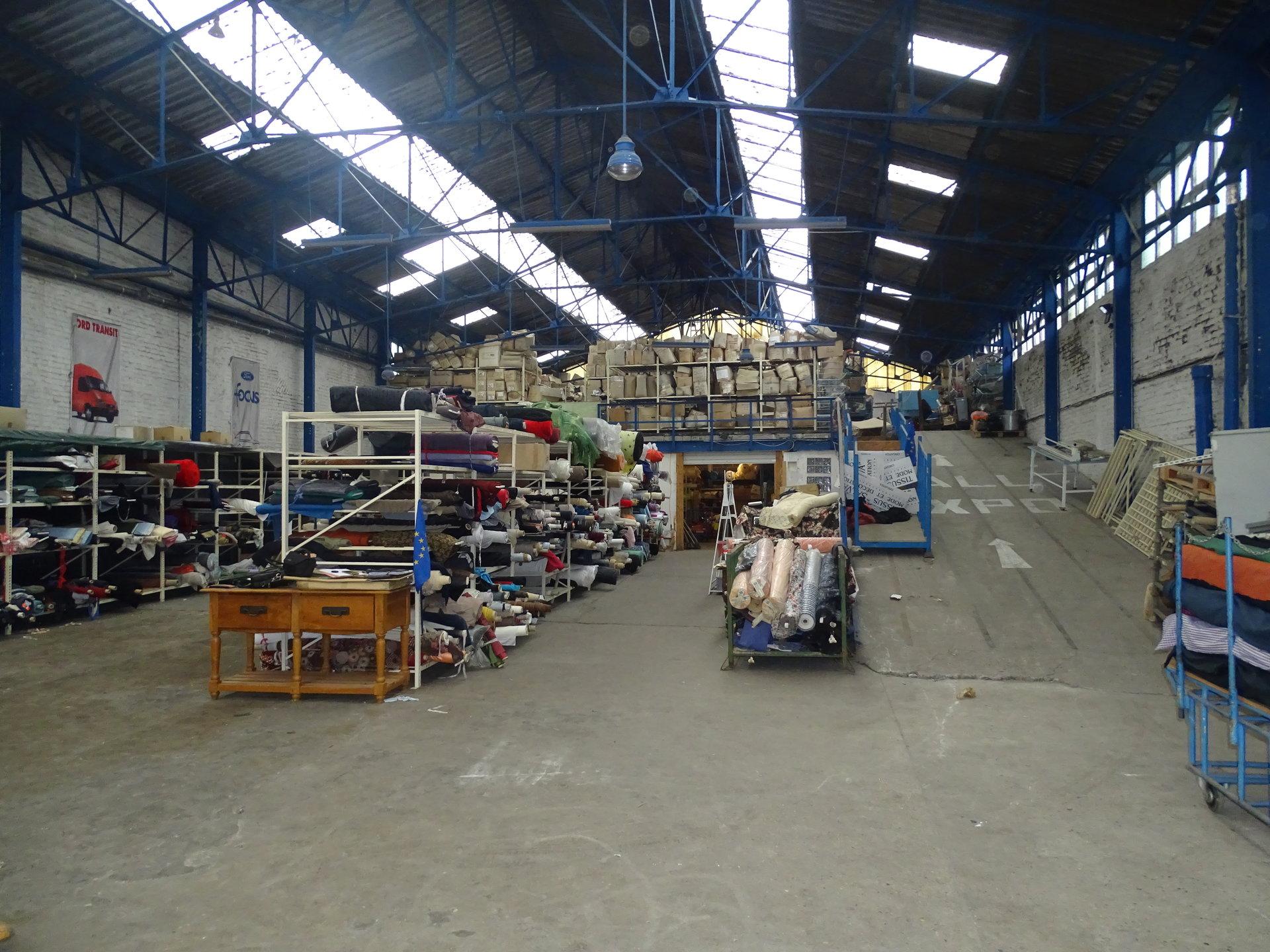 Hangar centre ville
