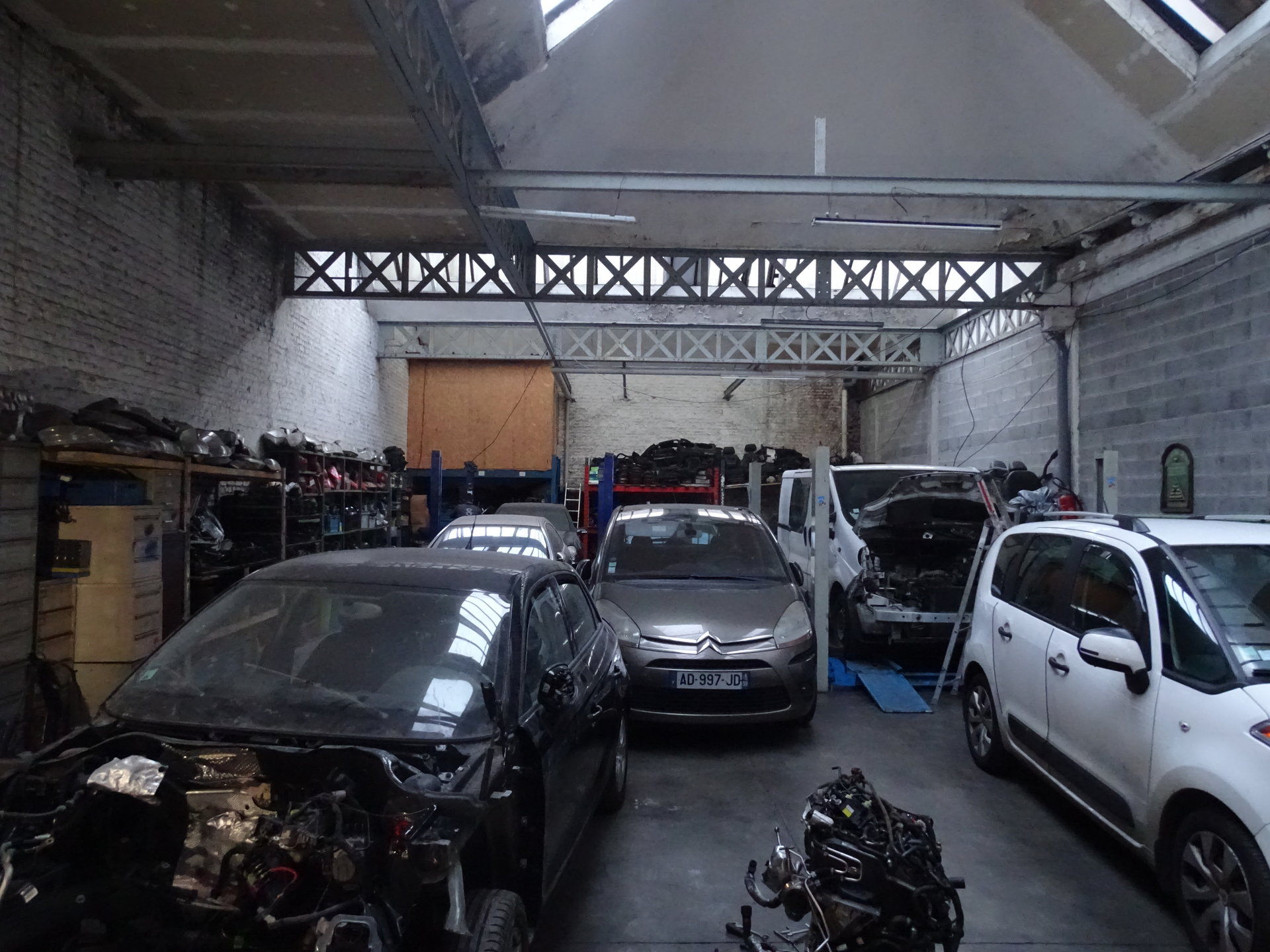 Sale Hangar - Roubaix