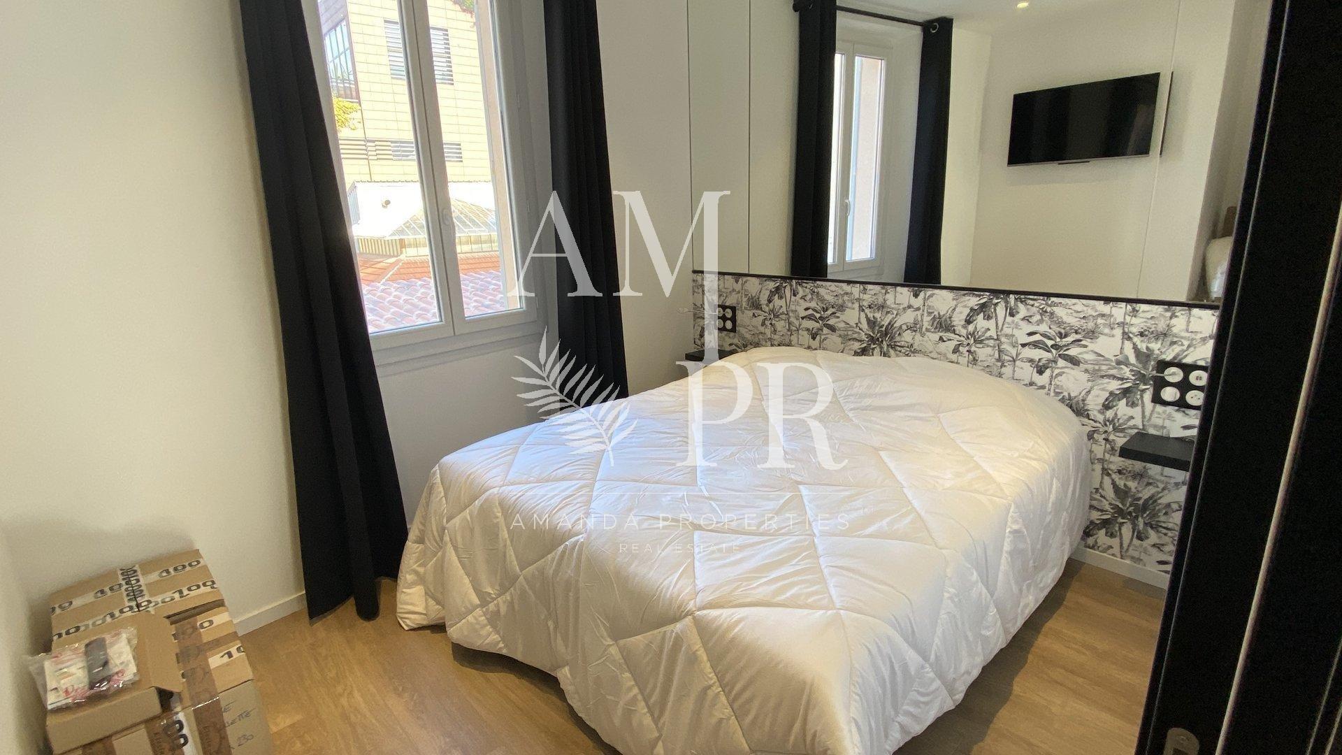 Cannes Banane - 3 chambres - Dernier étage - 8 couchages