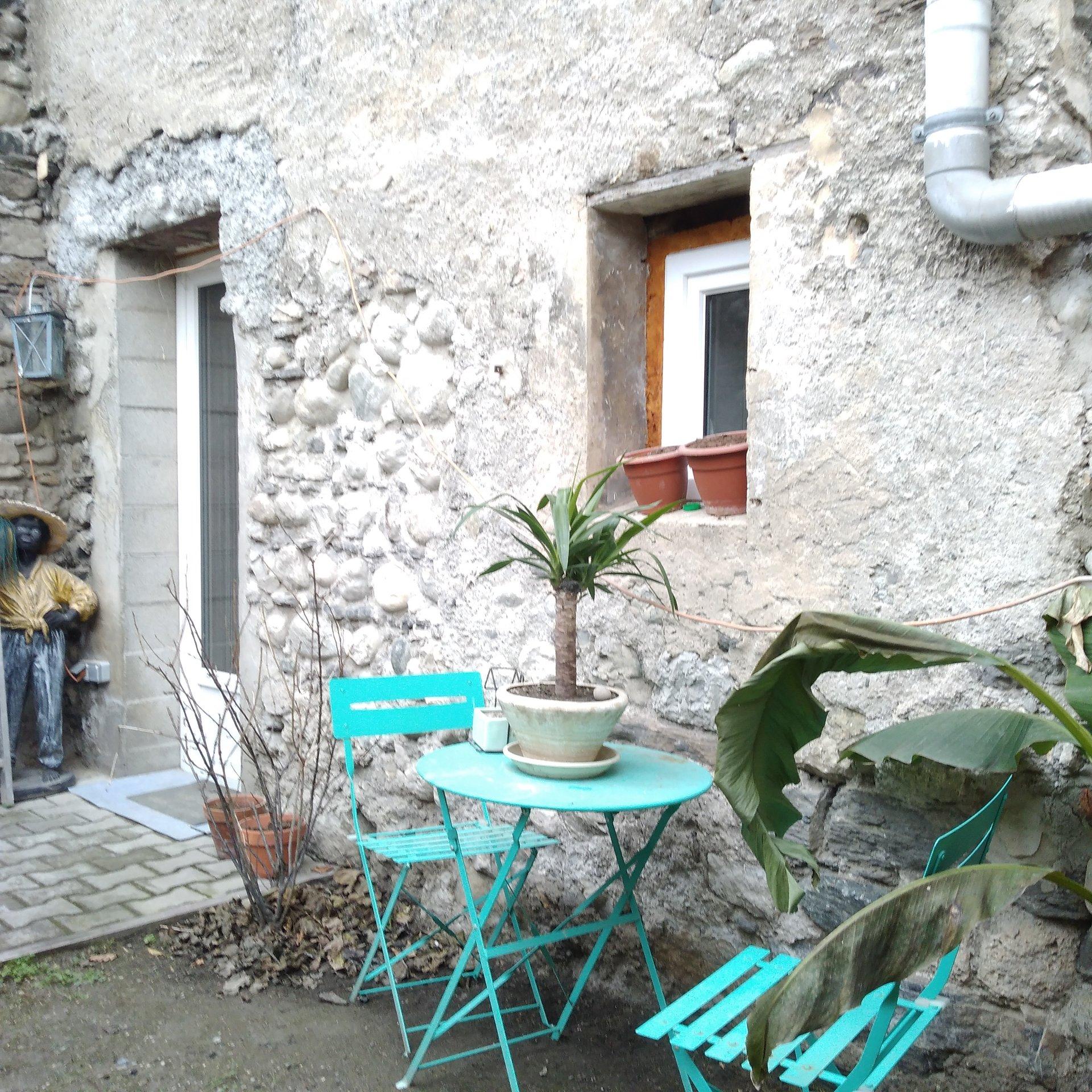 Maison de village 35m² VIF